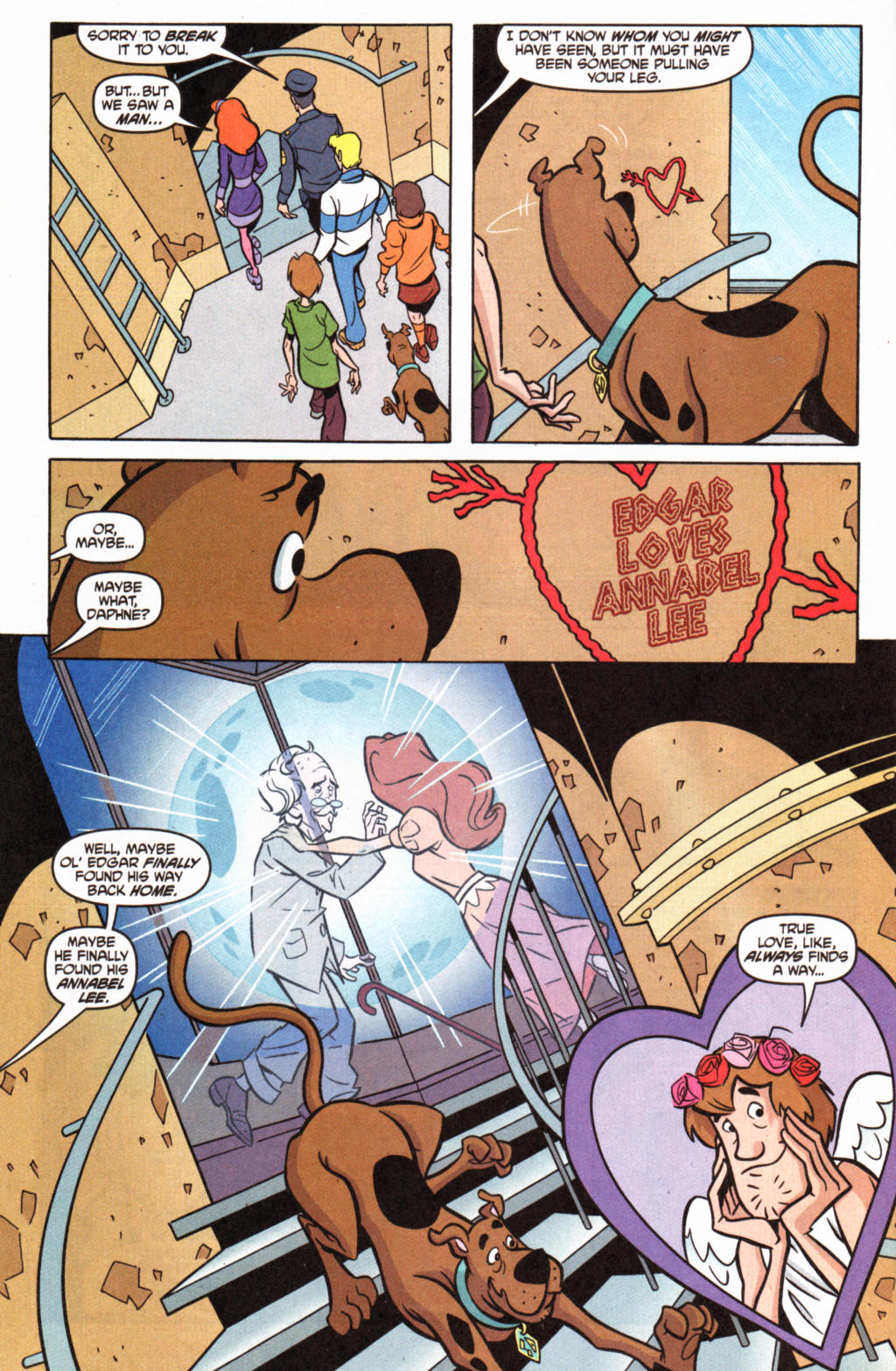 Read online Scooby-Doo (1997) comic -  Issue #117 - 9