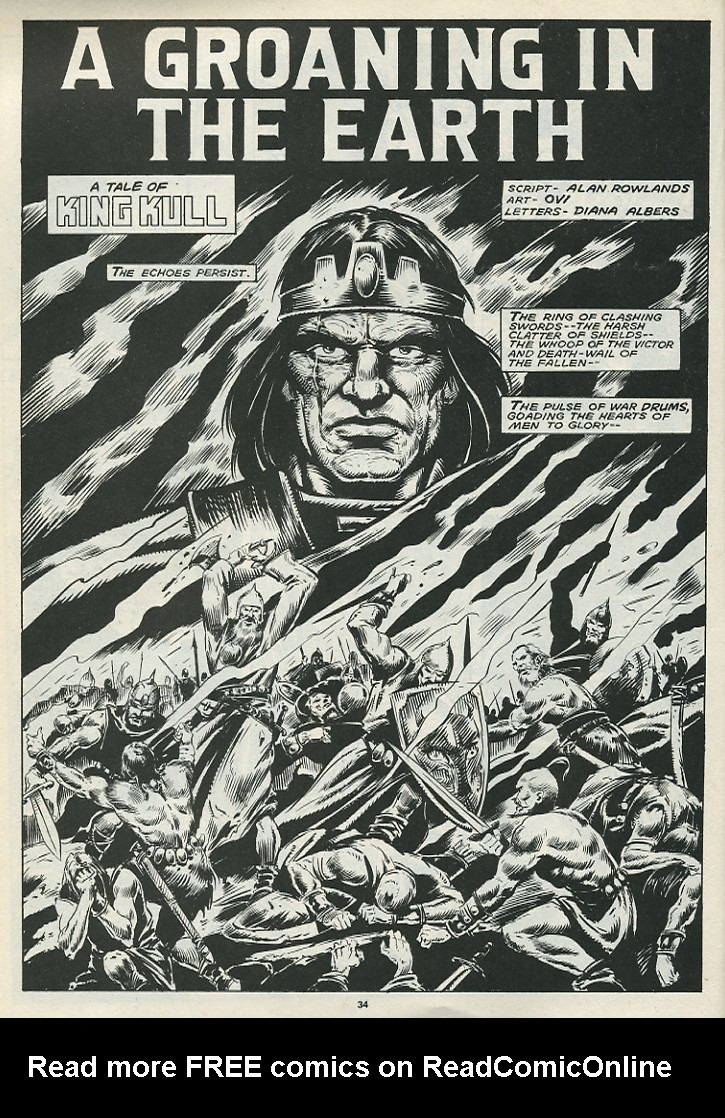 The Savage Sword Of Conan Issue #172 #173 - English 36