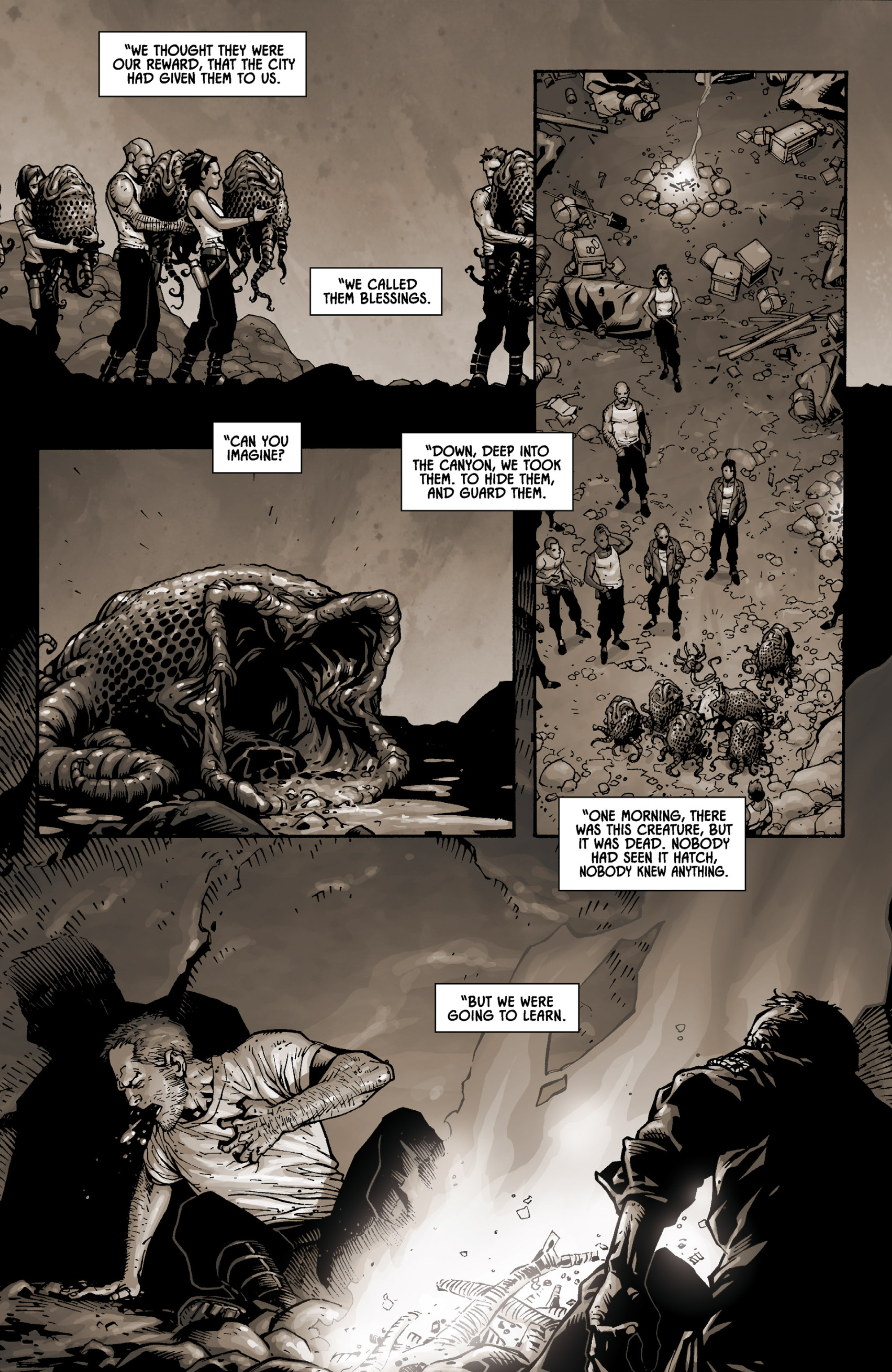Aliens (2009) TPB Page 69