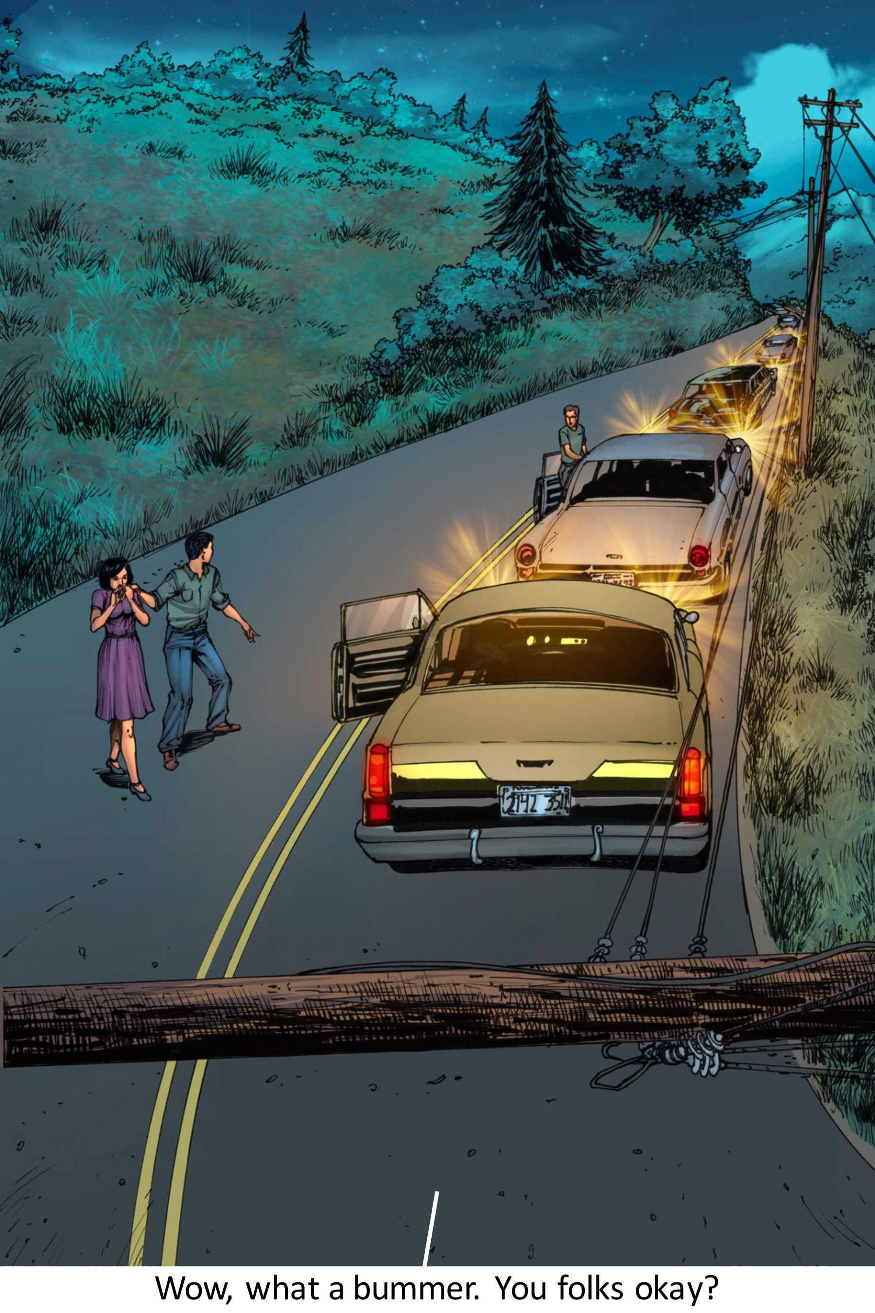 Read online Z-Men comic -  Issue #3 - 17
