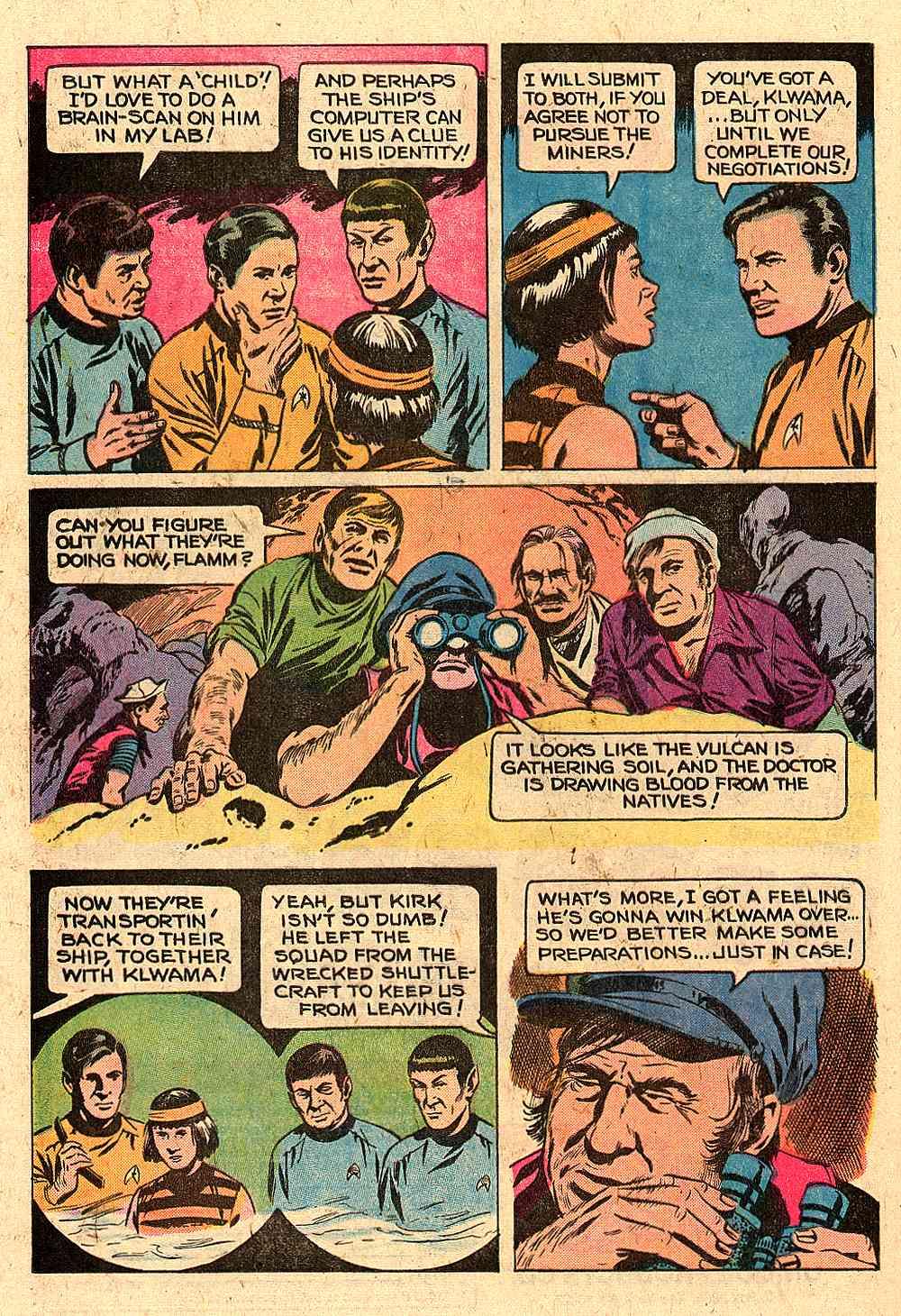 Star Trek (1967) #52 #52 - English 16