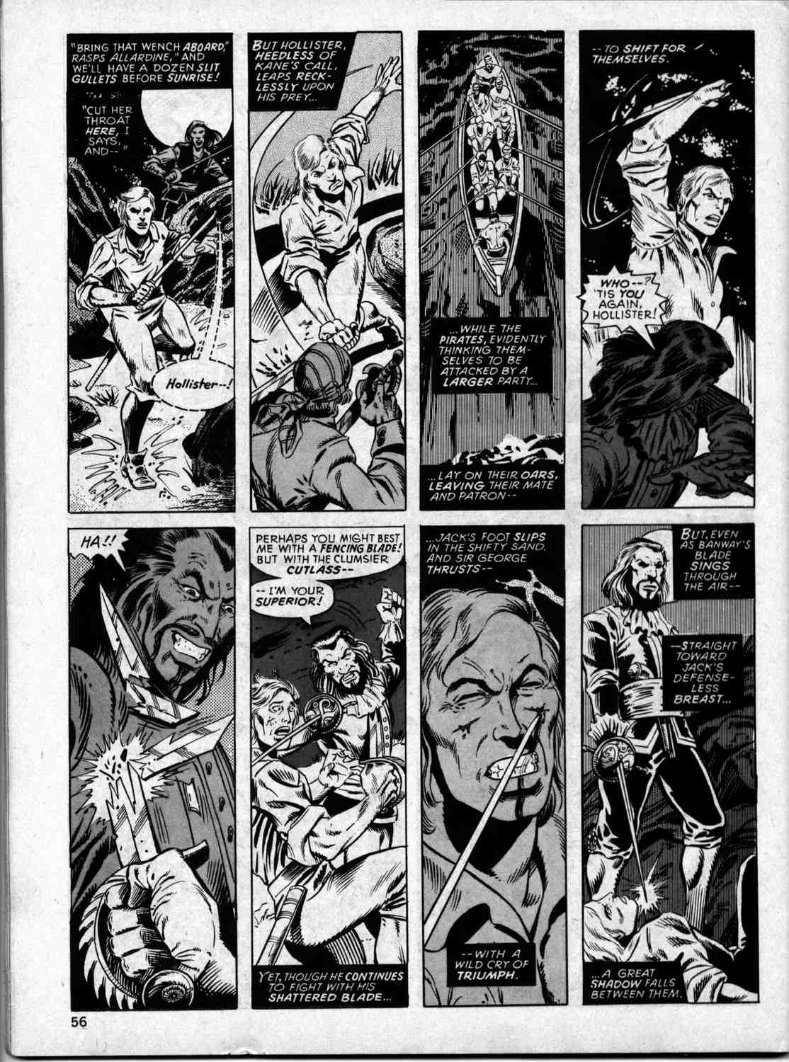 The Savage Sword Of Conan Issue #33 #34 - English 55