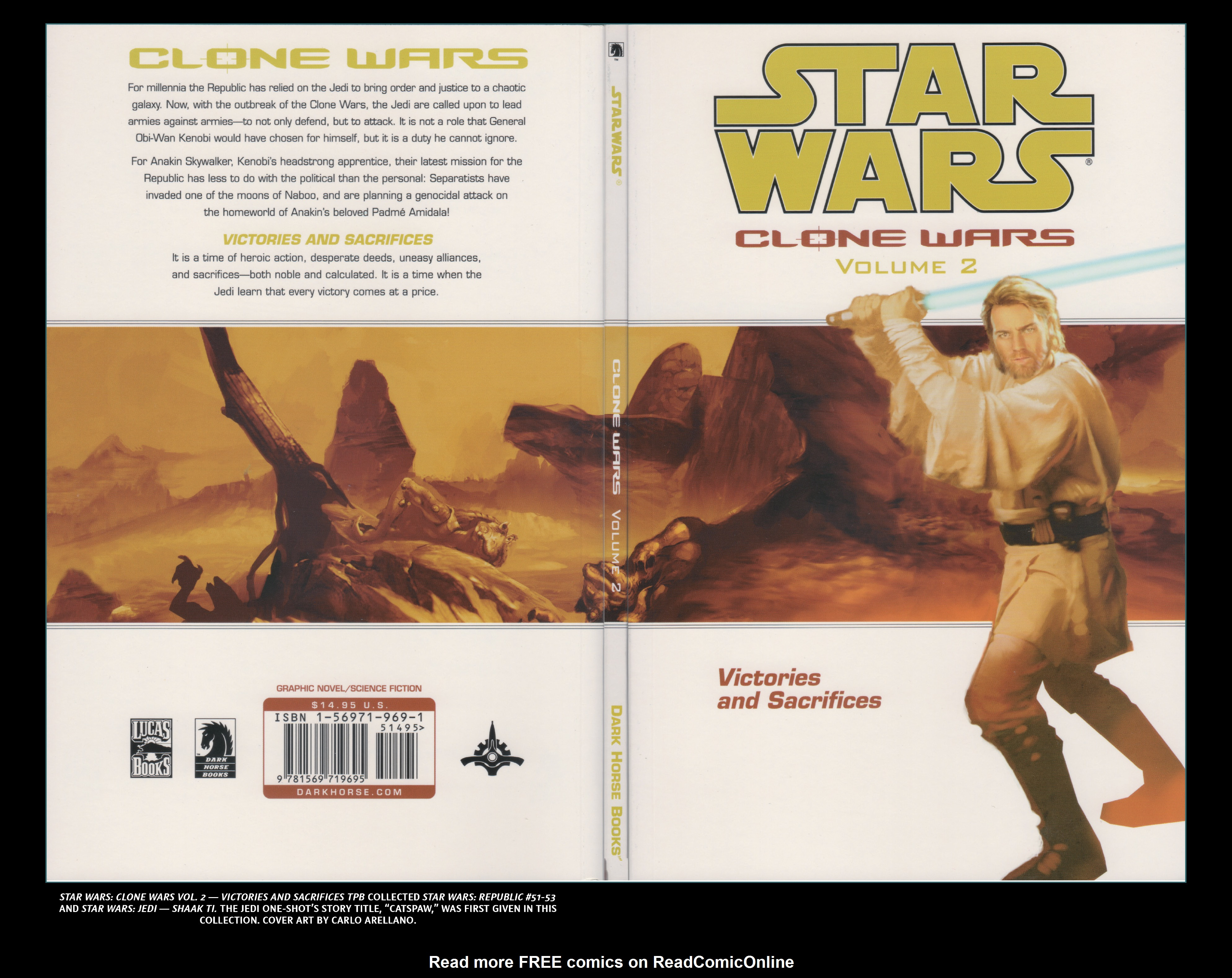 Star Wars Legends Epic Collection: The Clone Wars chap 2 pic 203