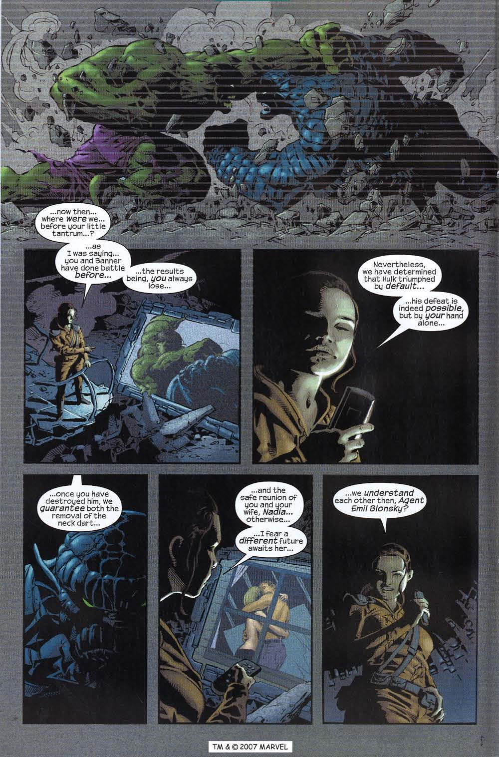 Read online The Incredible Hulk (2000) comic -  Issue #51 - 14