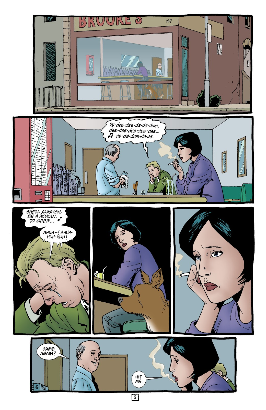 Preacher Issue #54 #63 - English 3