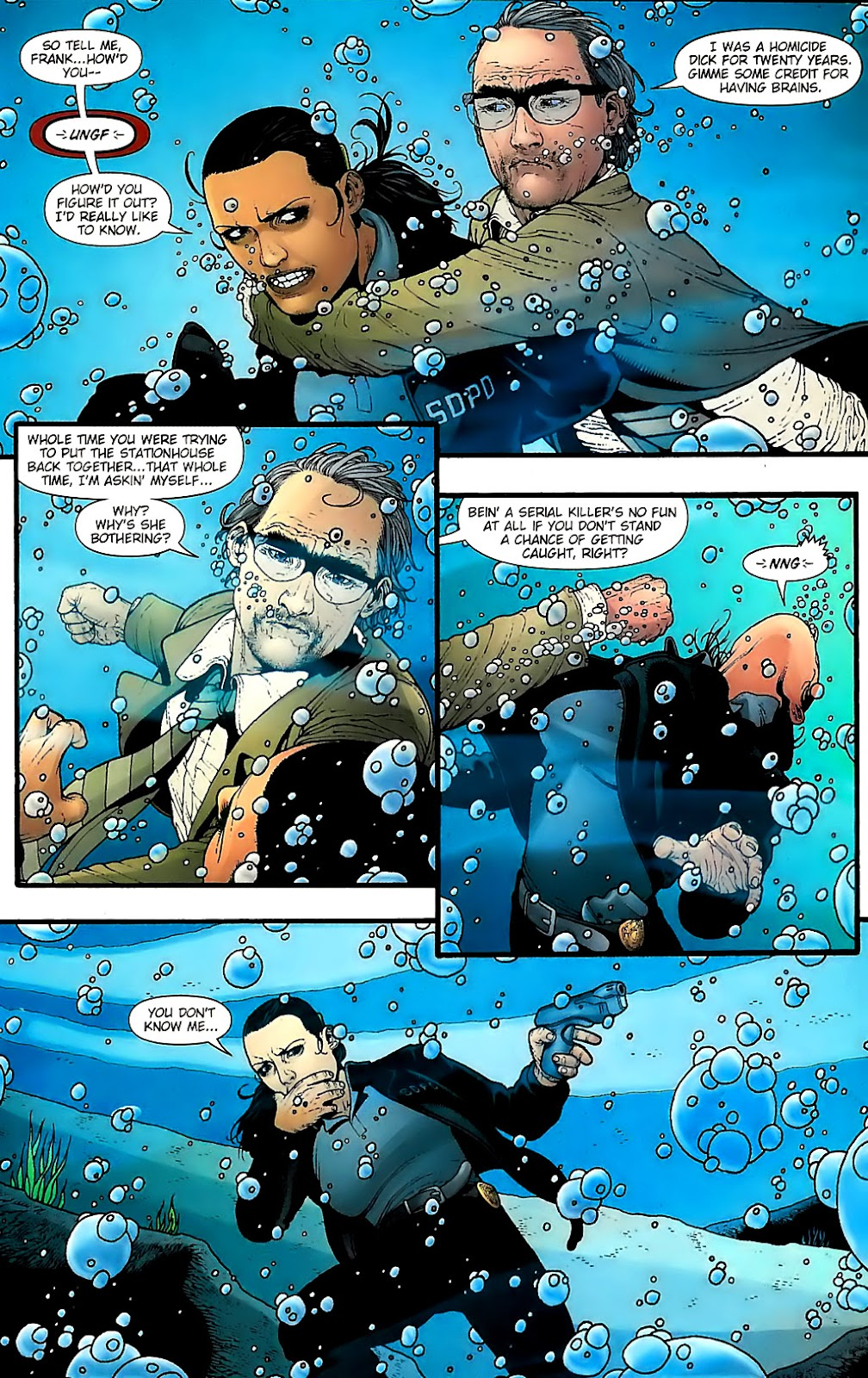 Aquaman (2003) Issue #31 #31 - English 13