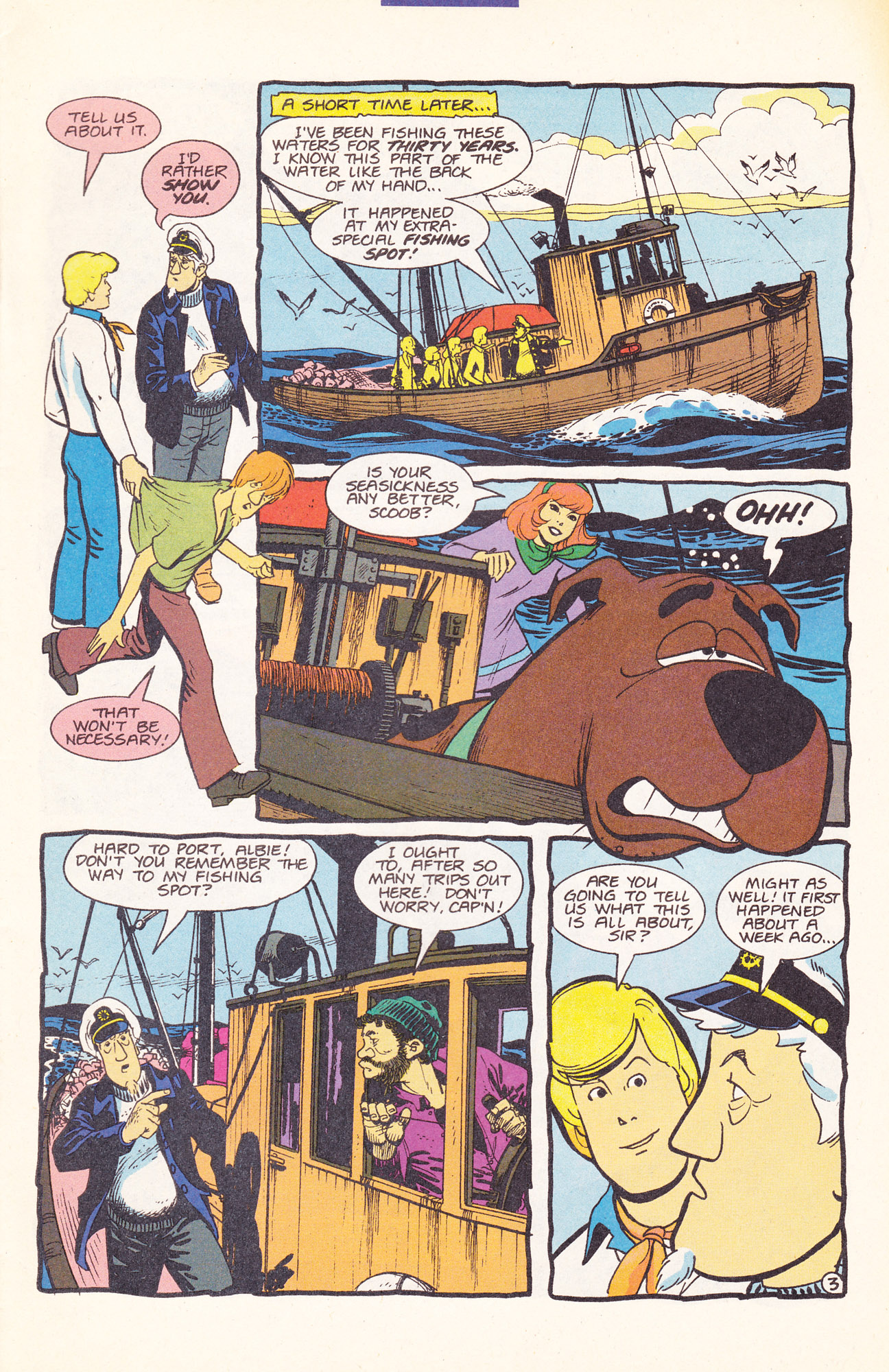Read online Scooby-Doo (1995) comic -  Issue #17 - 5