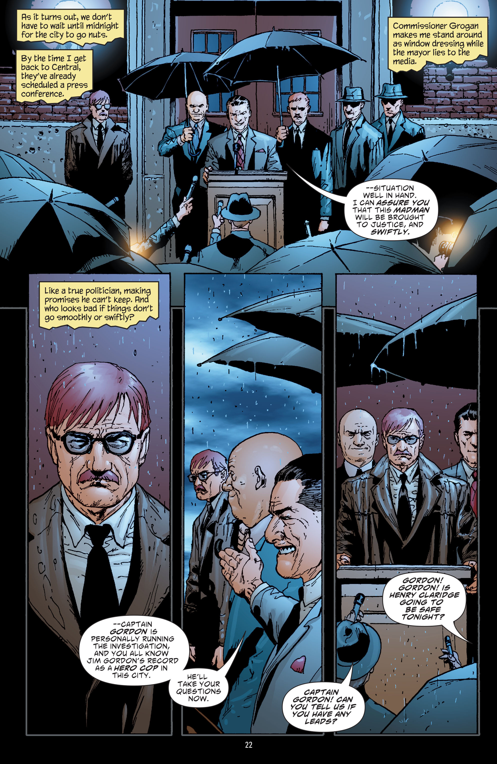 Batman: The Man Who Laughs chap 1 pic 23