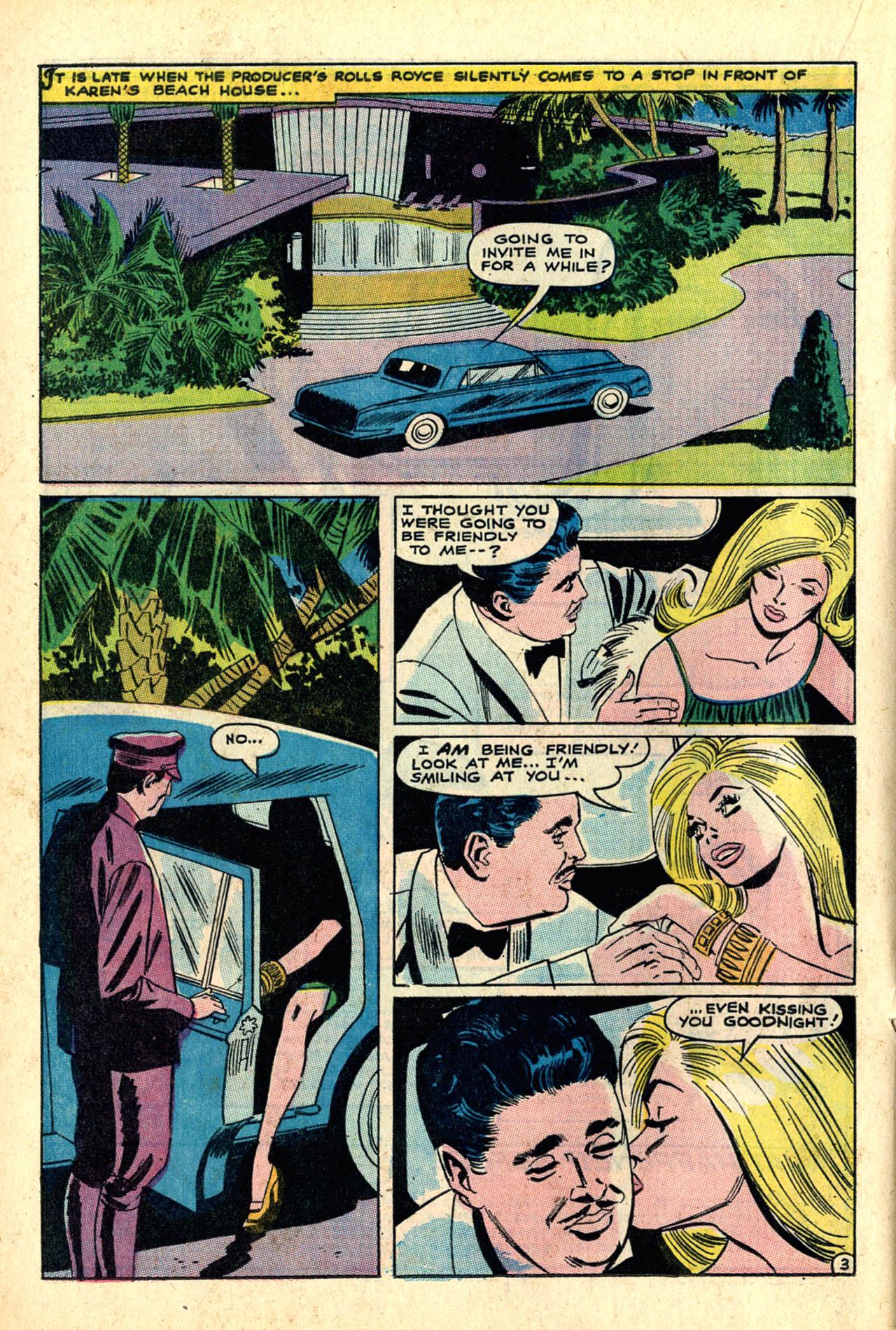 Read online Secret Hearts comic -  Issue #132 - 55