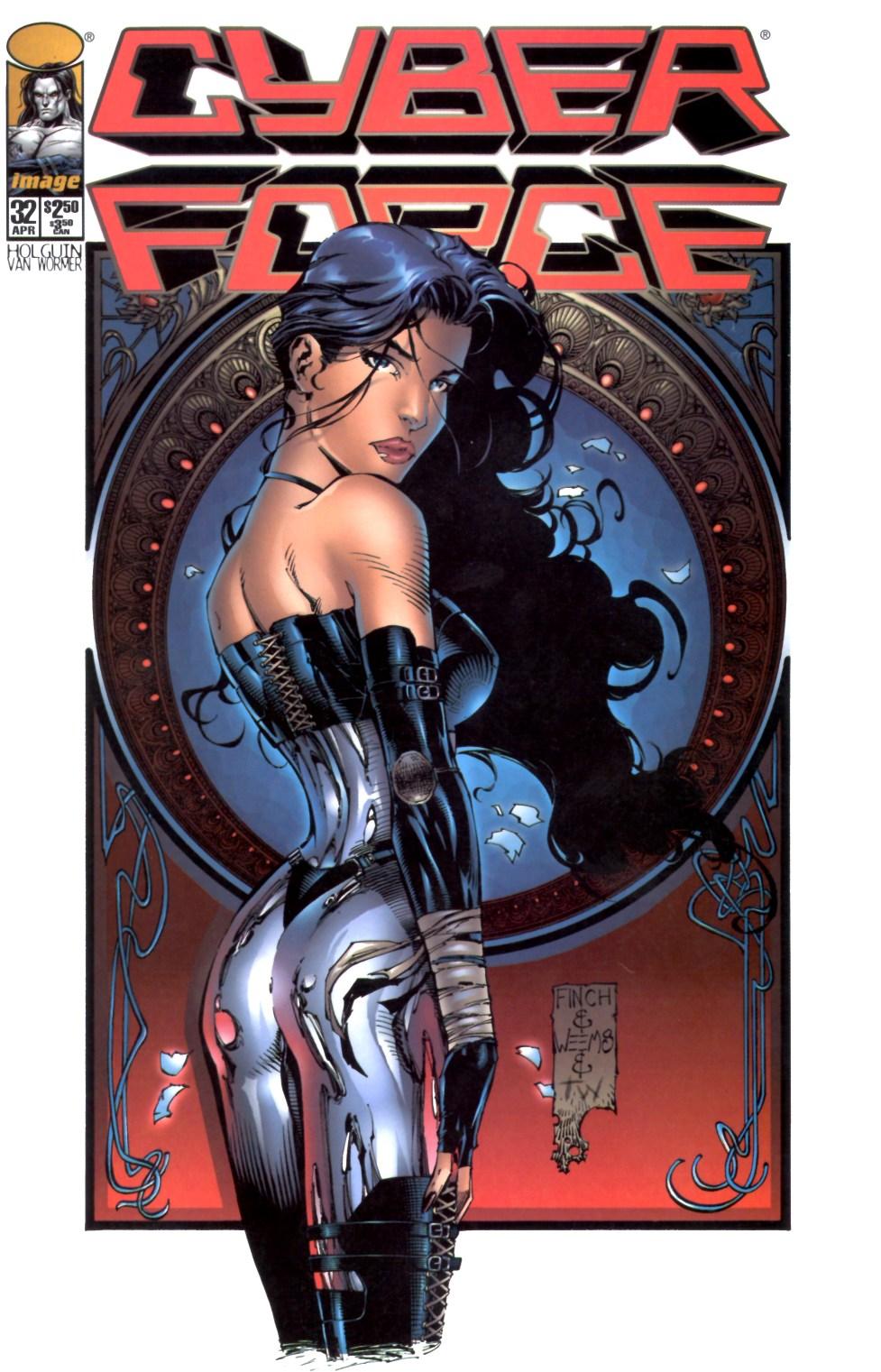 Cyberforce (1993) 32 Page 1