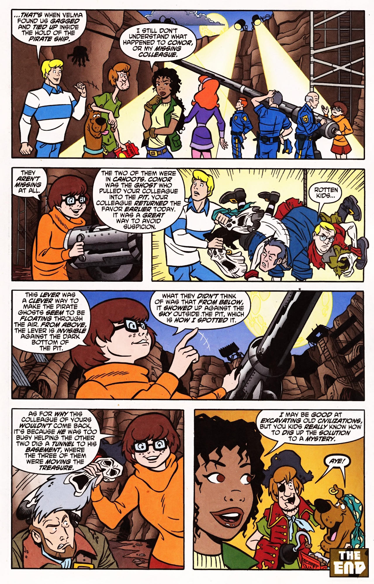 Read online Scooby-Doo (1997) comic -  Issue #140 - 21