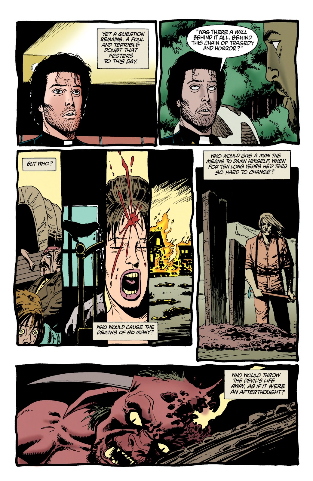 Preacher Issue #32 #41 - English 15