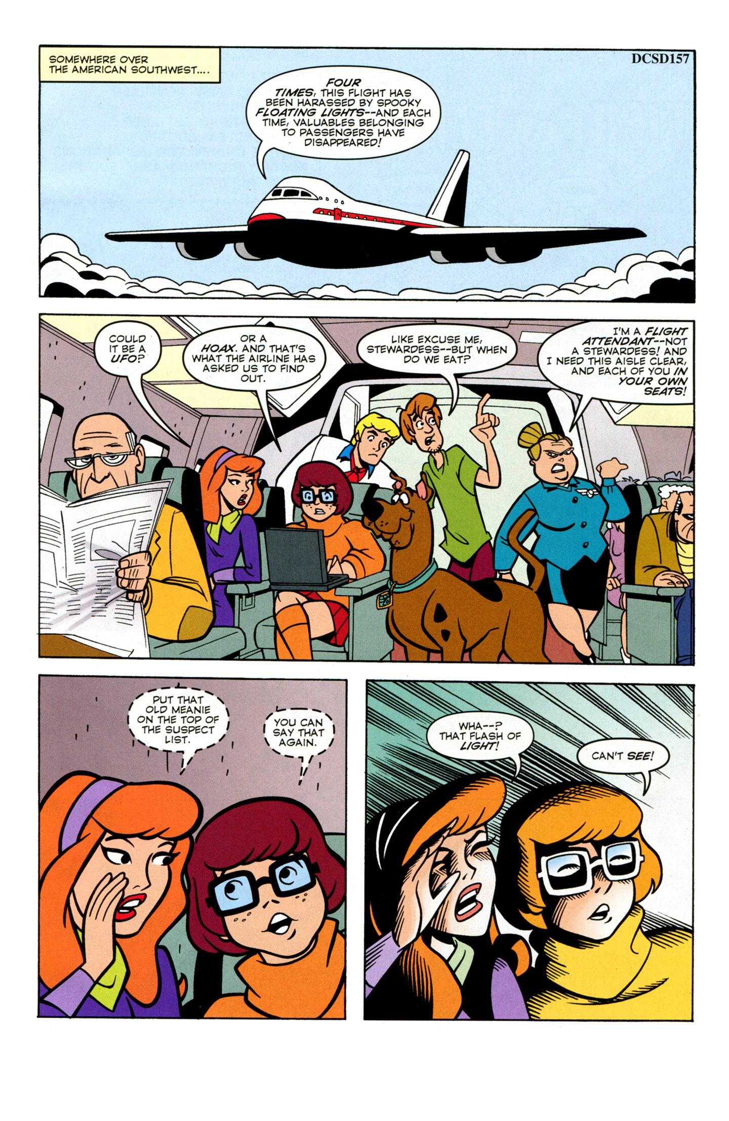 Read online Scooby-Doo: Where Are You? comic -  Issue #18 - 17