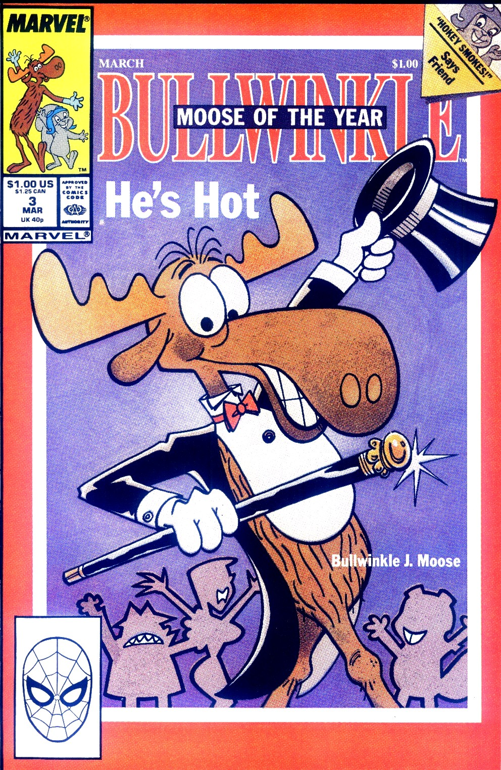 Bullwinkle and Rocky 3 Page 1