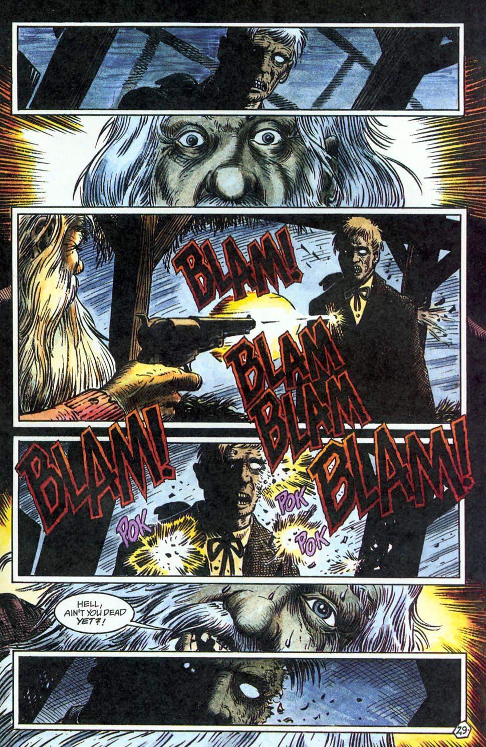 Jonah Hex: Two-Gun Mojo Issue #1 #1 - English 31
