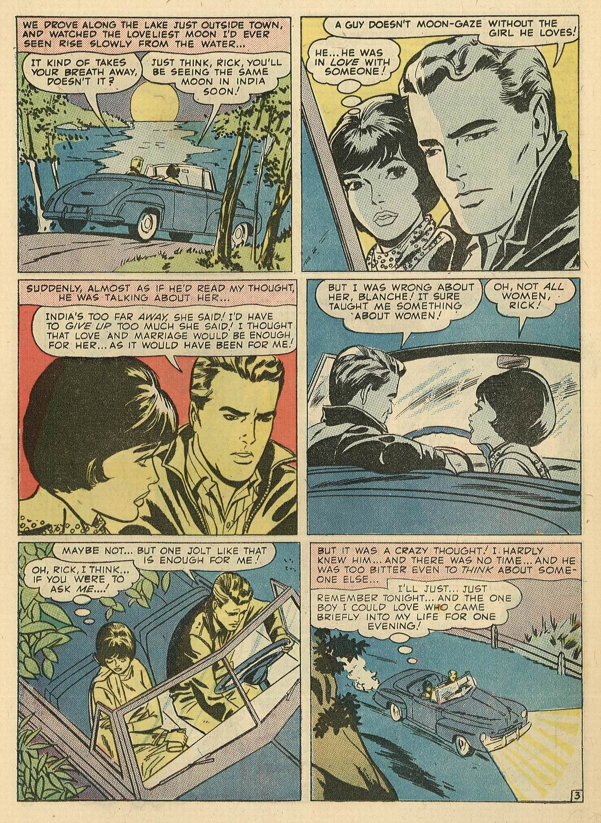 Read online Secret Hearts comic -  Issue #125 - 11