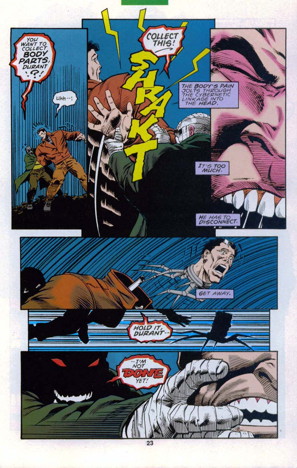 Darkman (1993) #6 #6 - English 18