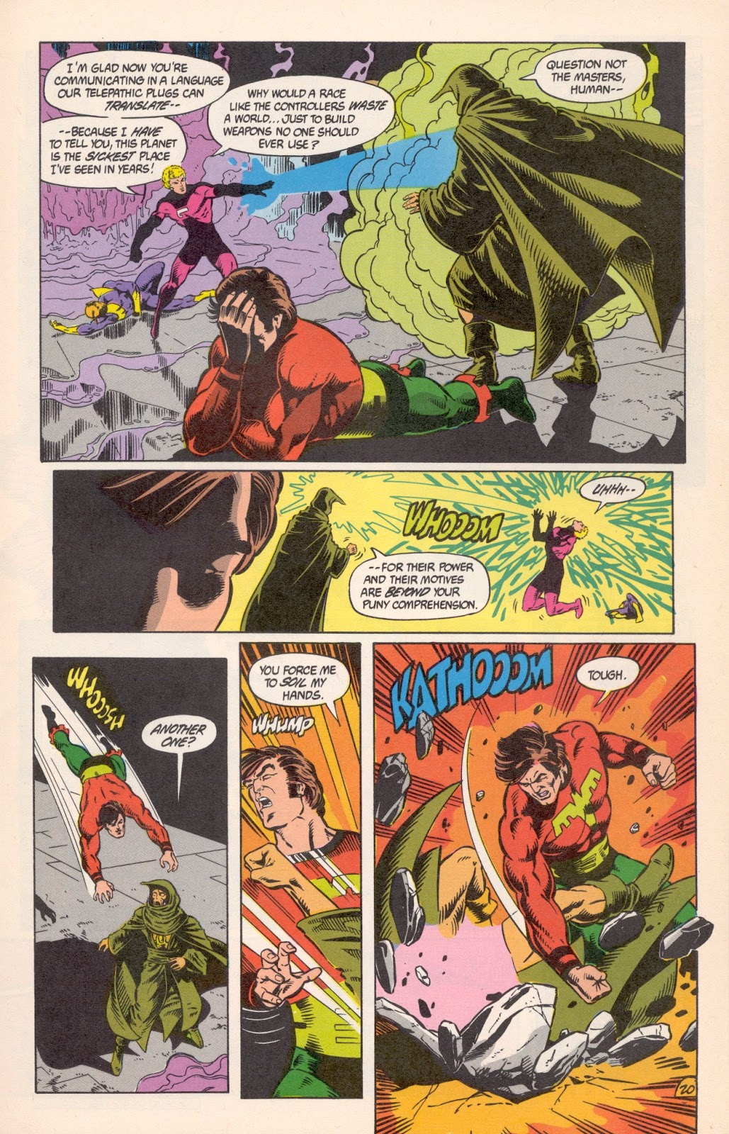 Tales of the Legion Issue #333 #20 - English 21