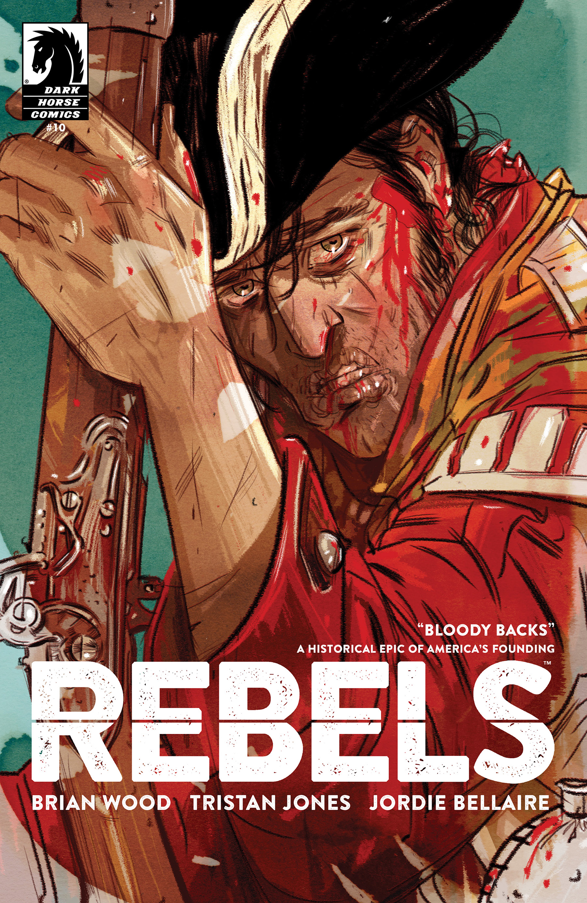 Rebels issue 10 - Page 1