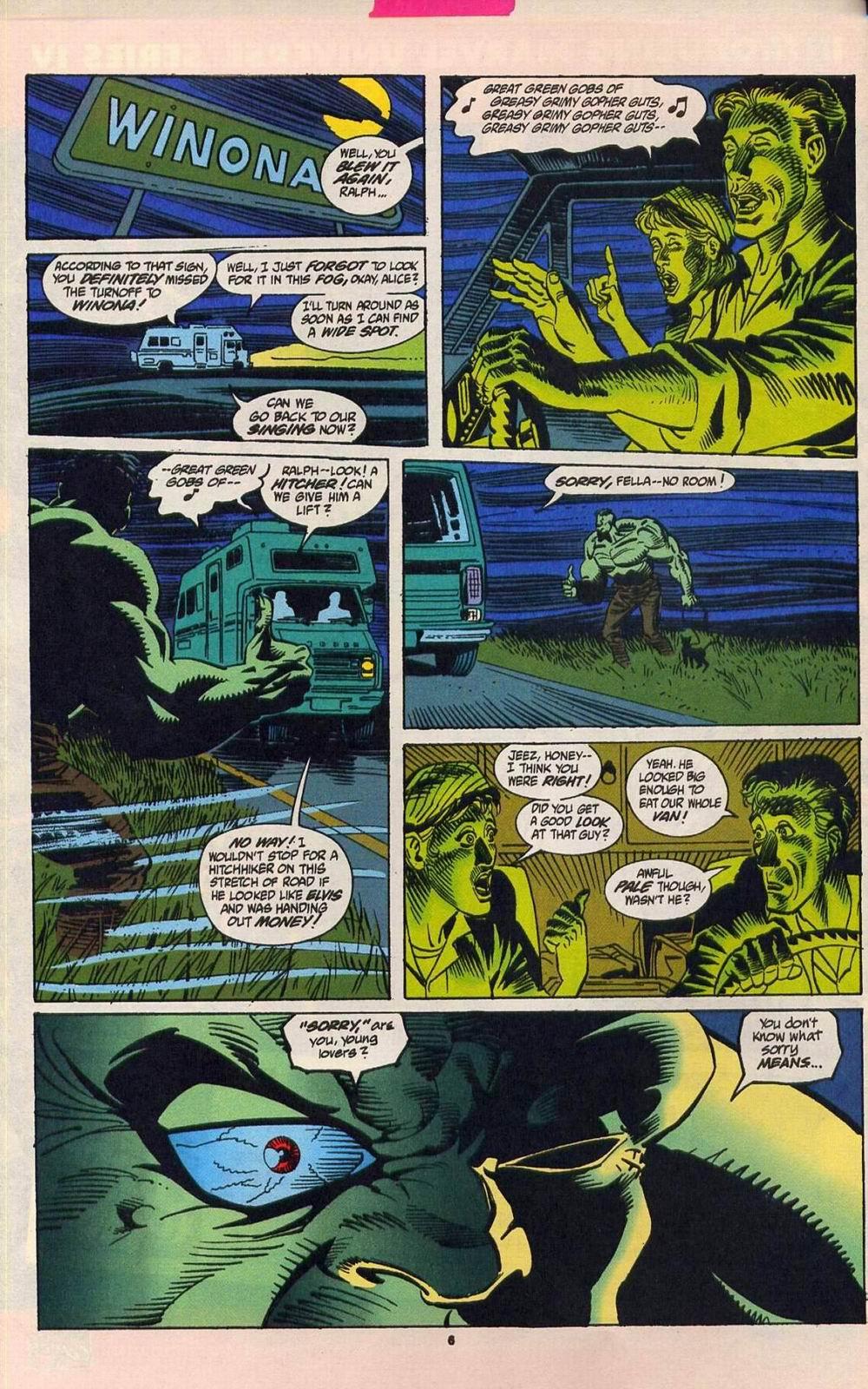 Read online Secret Defenders comic -  Issue #5 - 6