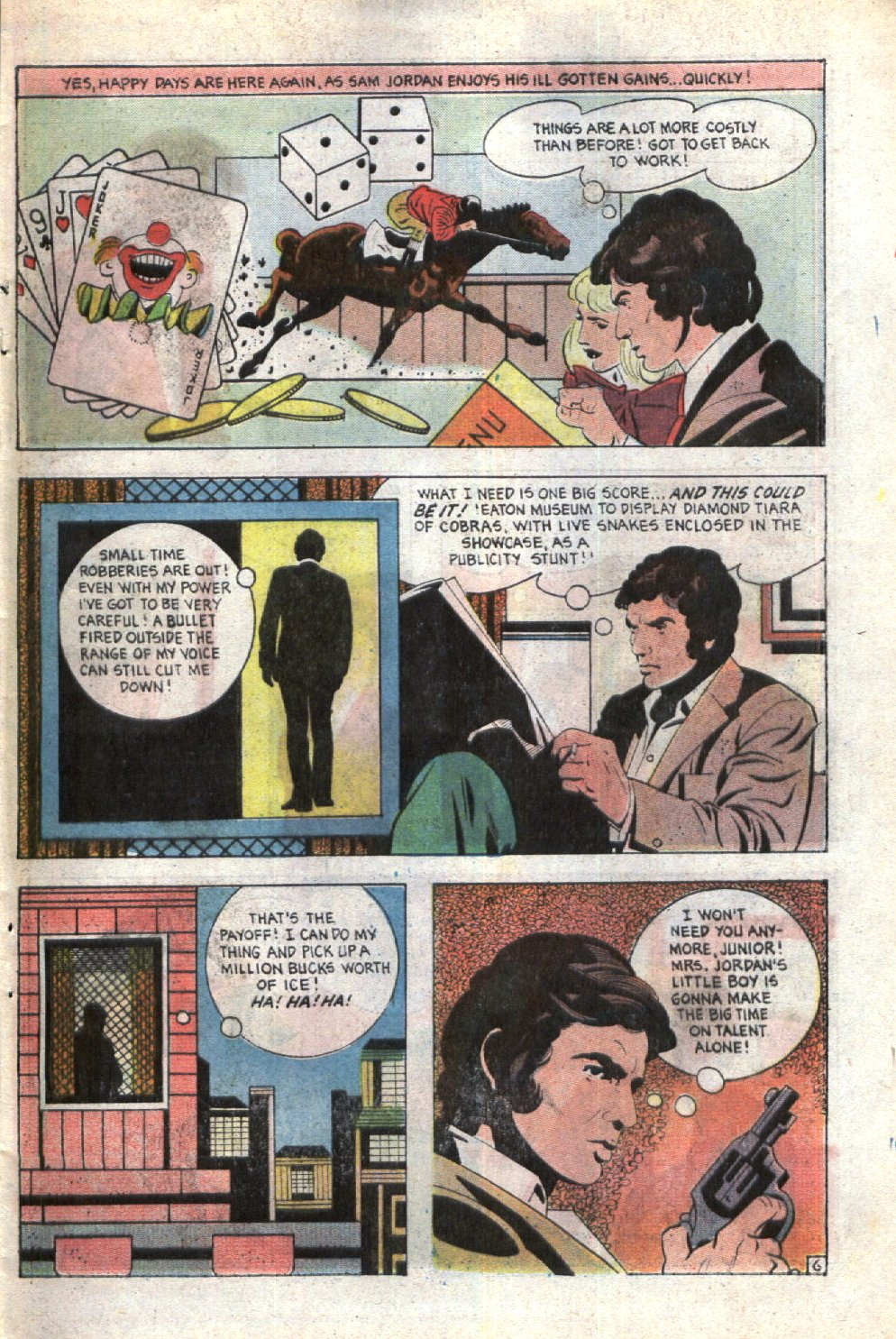 Read online Scary Tales comic -  Issue #32 - 9