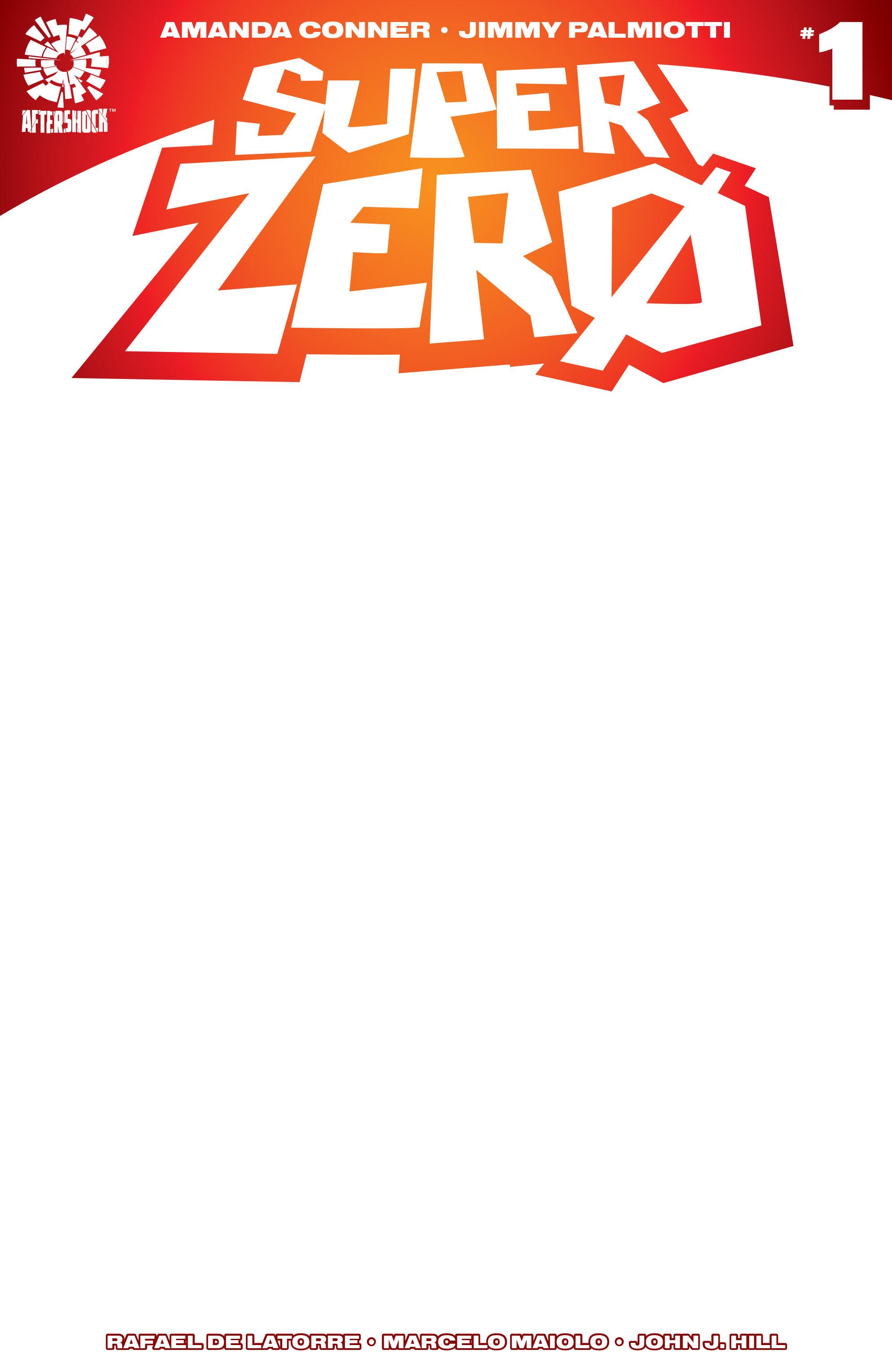 SuperZero #1 #6 - English 3