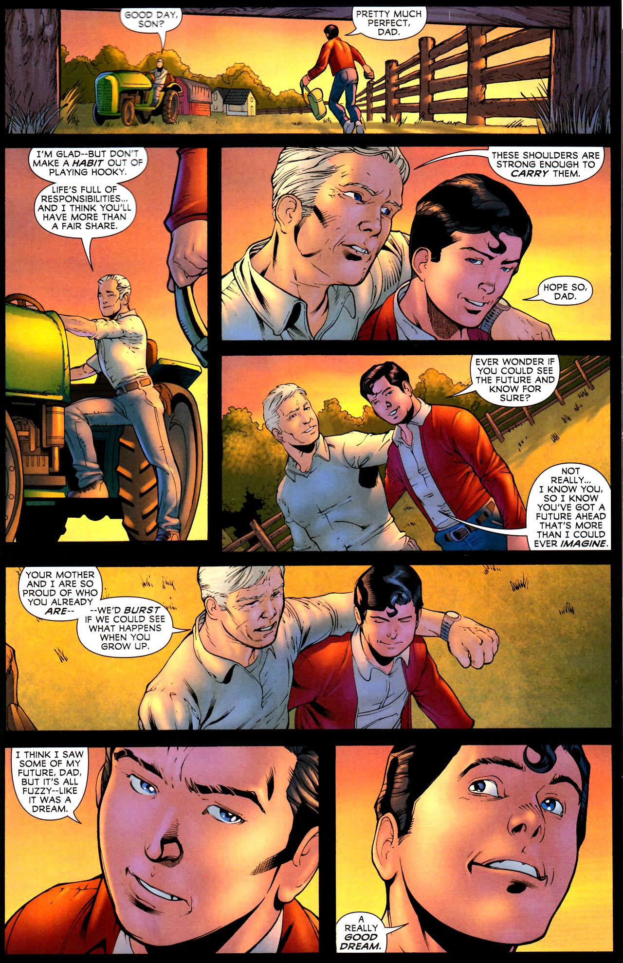 Read online Adventure Comics (2009) comic -  Issue #12 - 30