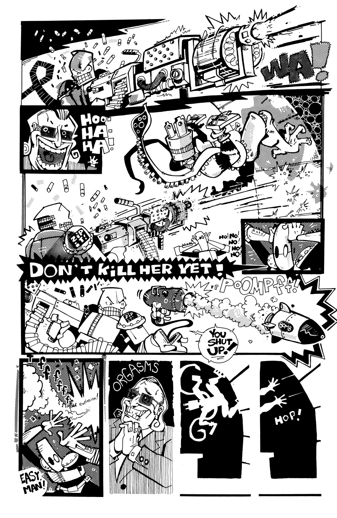 Read online Scud: The Disposable Assassin: The Whole Shebang comic -  Issue # TPB (Part 4) - 66