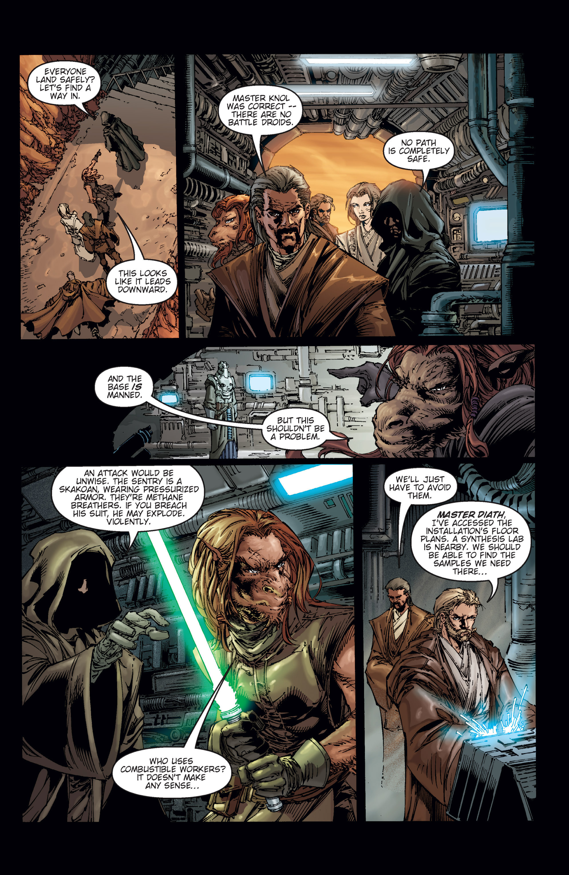 Star Wars Legends Epic Collection: The Clone Wars chap 1 pic 195