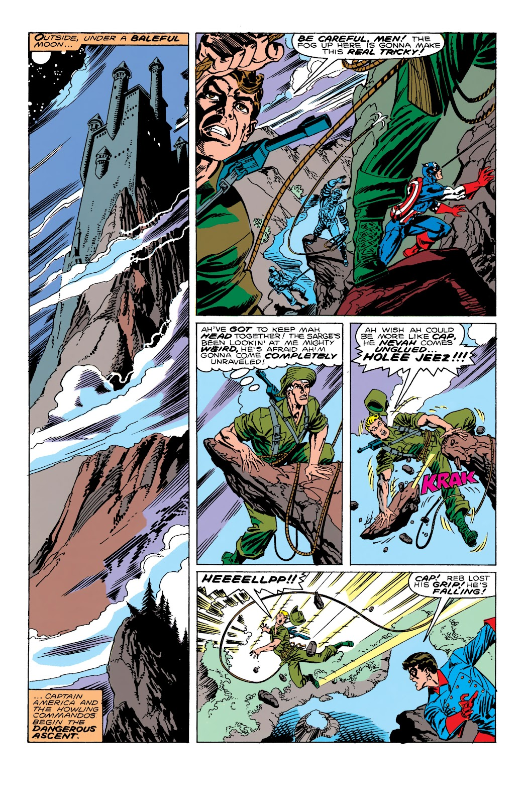 Captain America (1968) _Annual 9 #9 - English 35