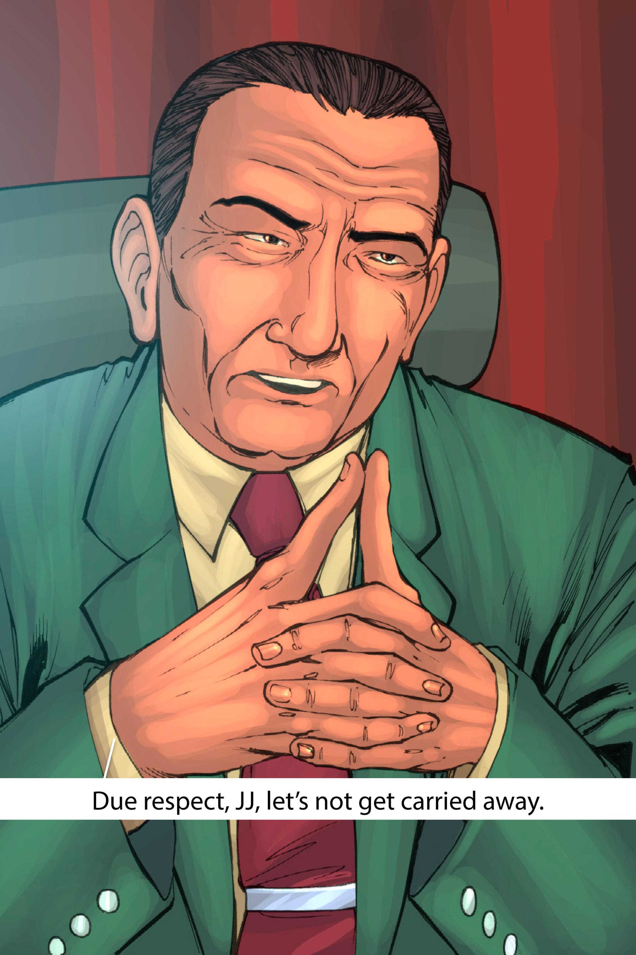 Read online Z-Men comic -  Issue #1 - 55
