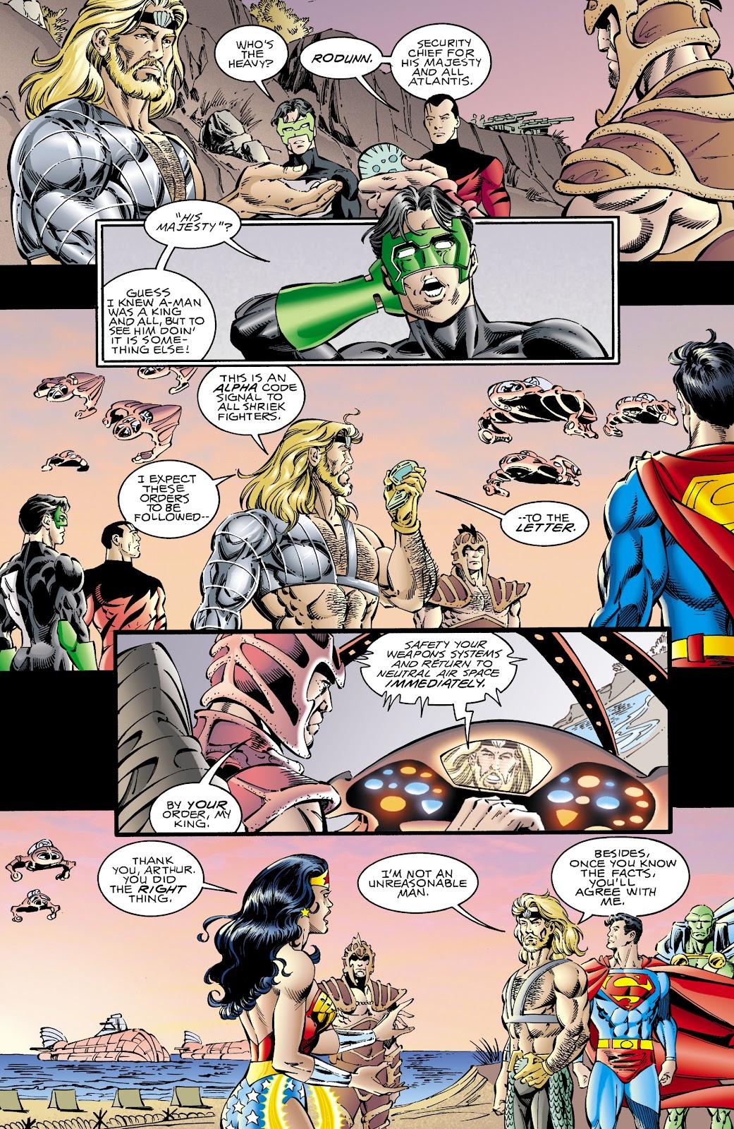 Aquaman (1994) Issue #66 #72 - English 9