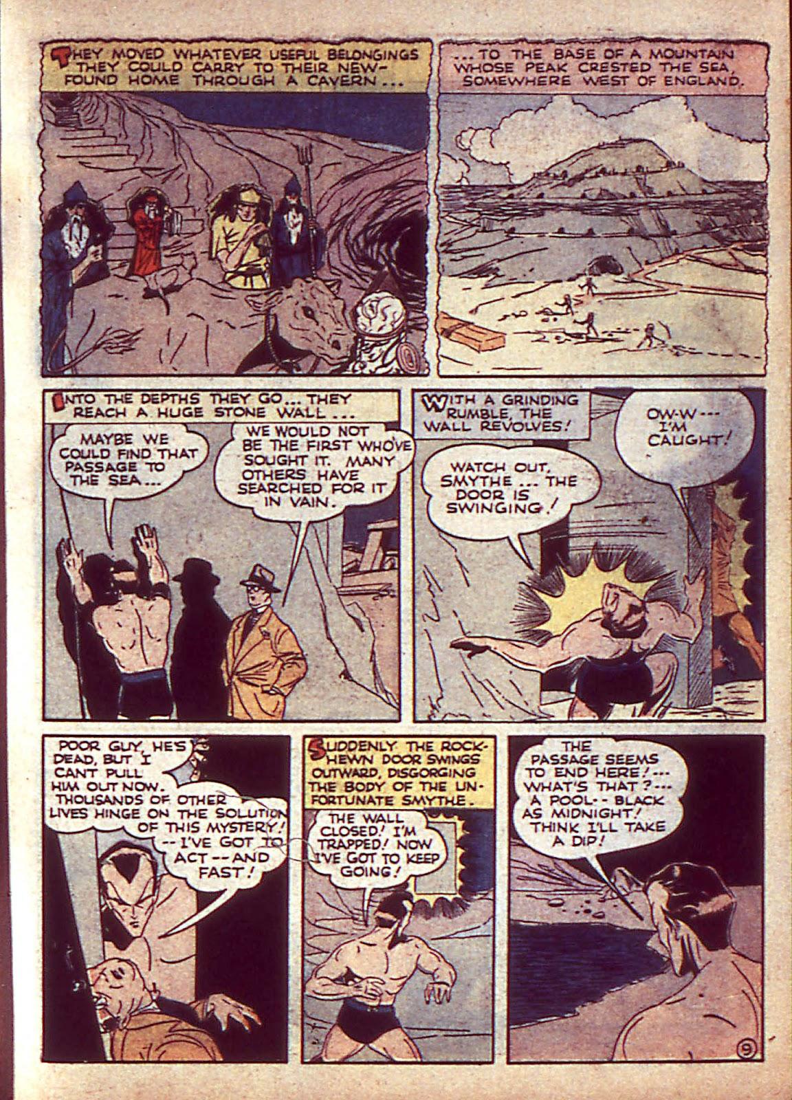 Sub-Mariner Comics Issue #3 #3 - English 12
