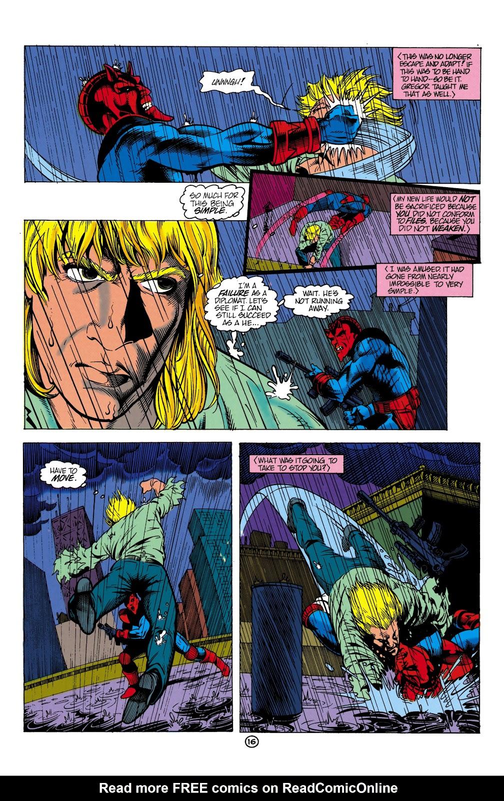 Aquaman (1991) Issue #8 #8 - English 17