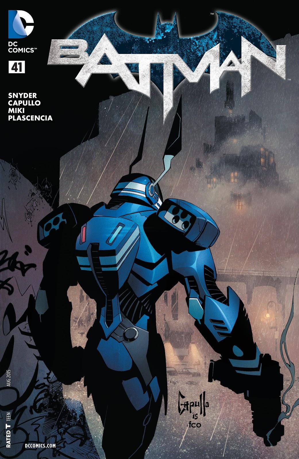 Batman (2011) Issue #41 #60 - English 1