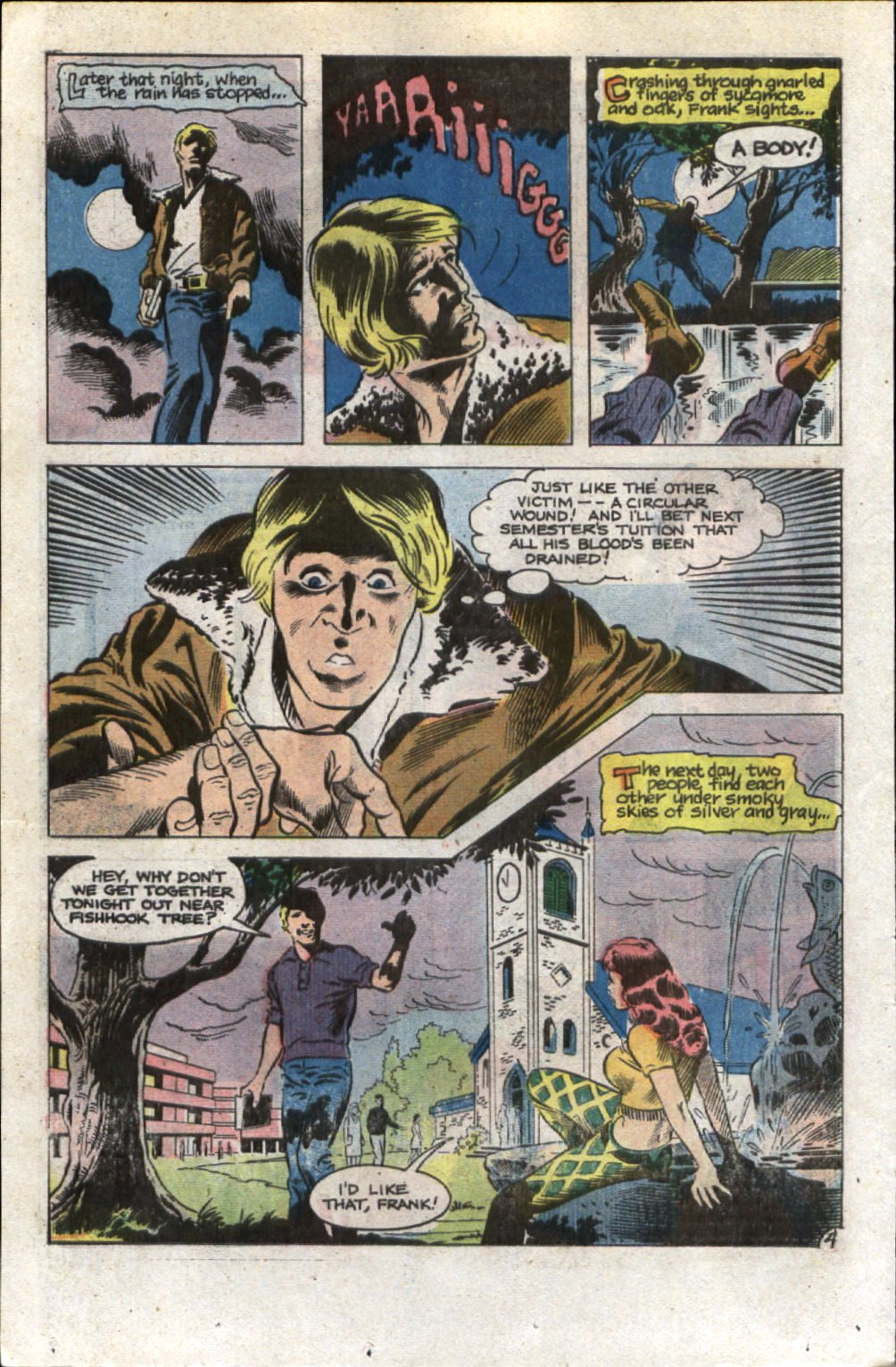 Read online Scary Tales comic -  Issue #31 - 26