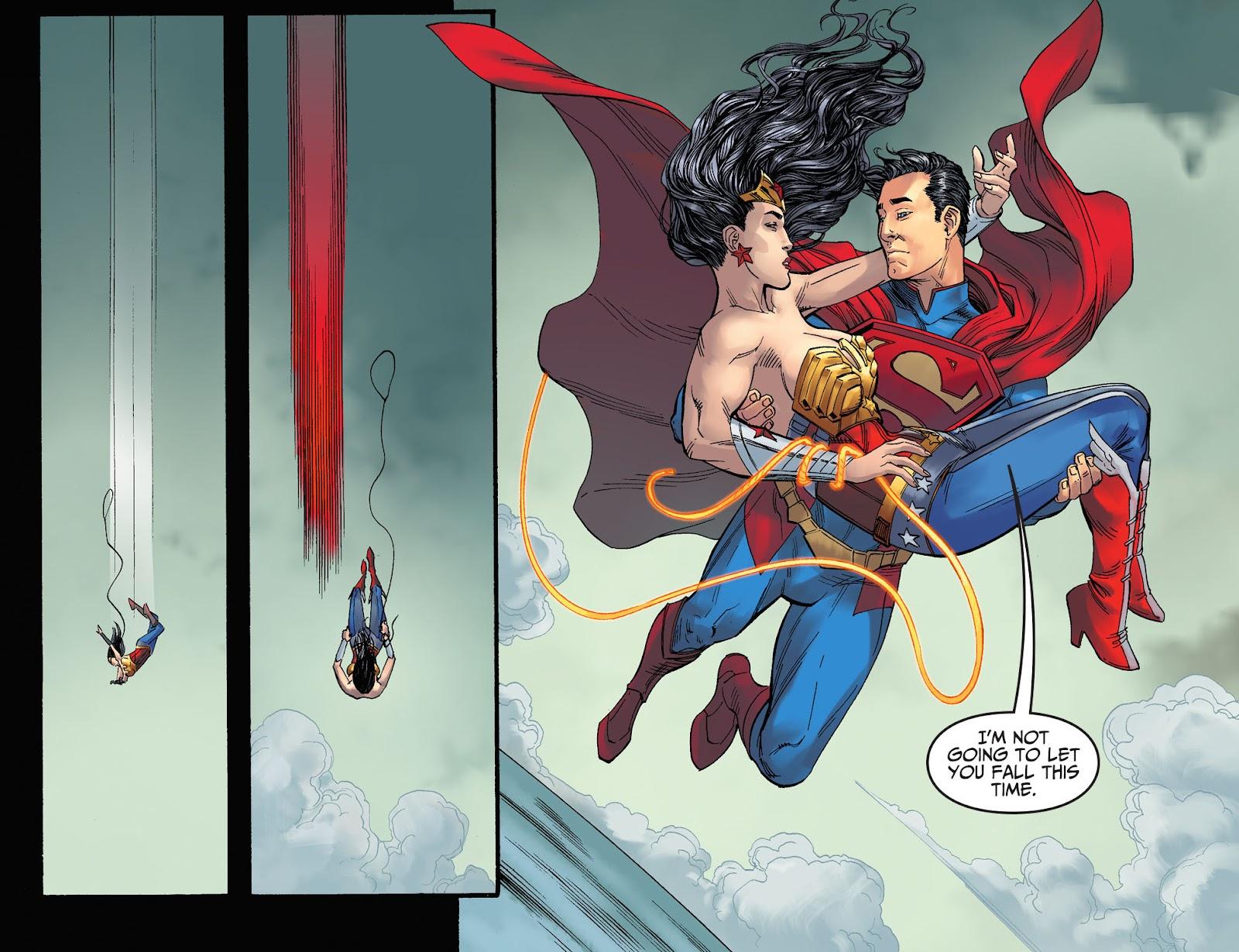 Injustice: Gods Among Us Year Four Issue #23 #24 - English 20