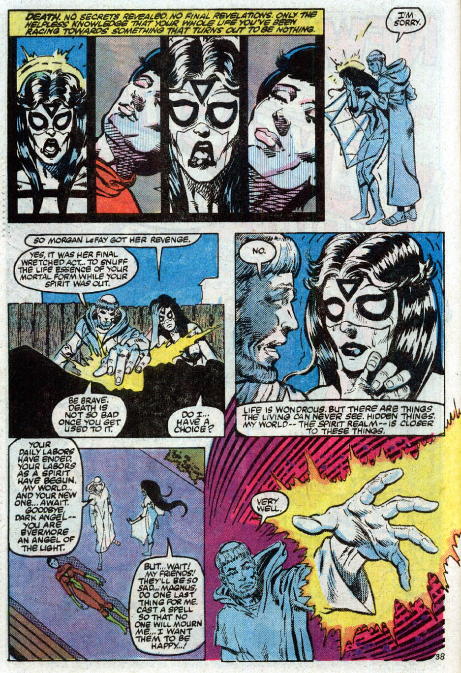 Spider-Woman (1978) #50 #50 - English 40