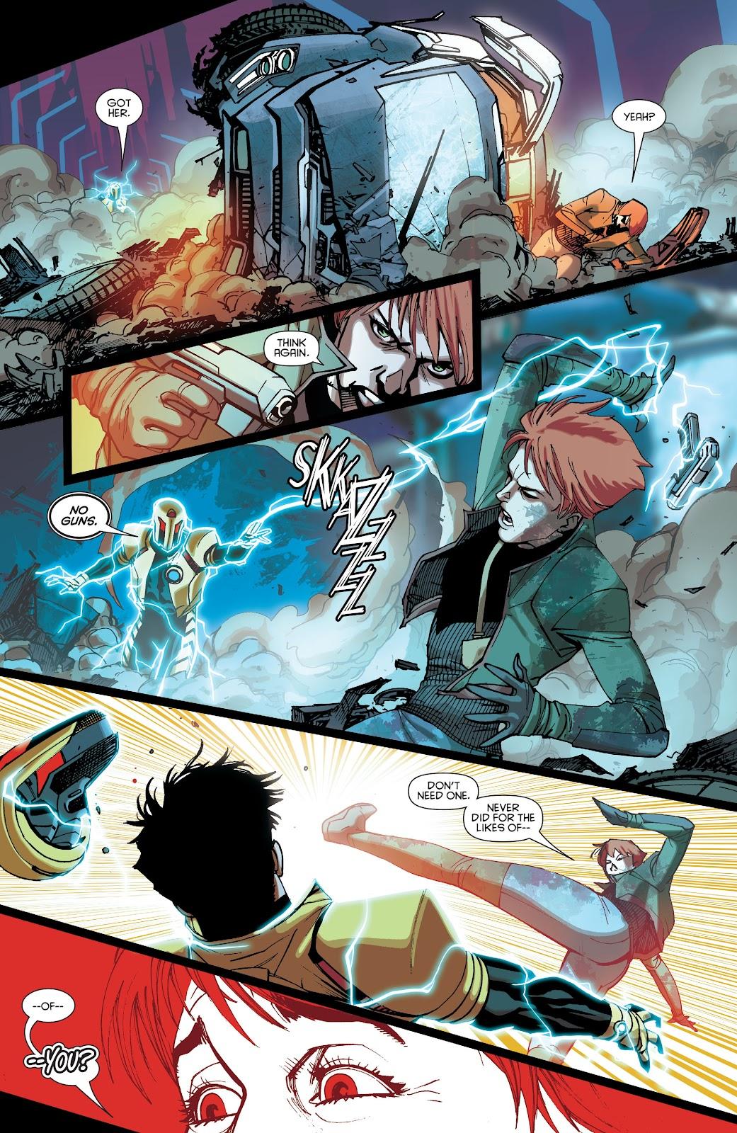 Batman Beyond (2015) Issue #15 #15 - English 7