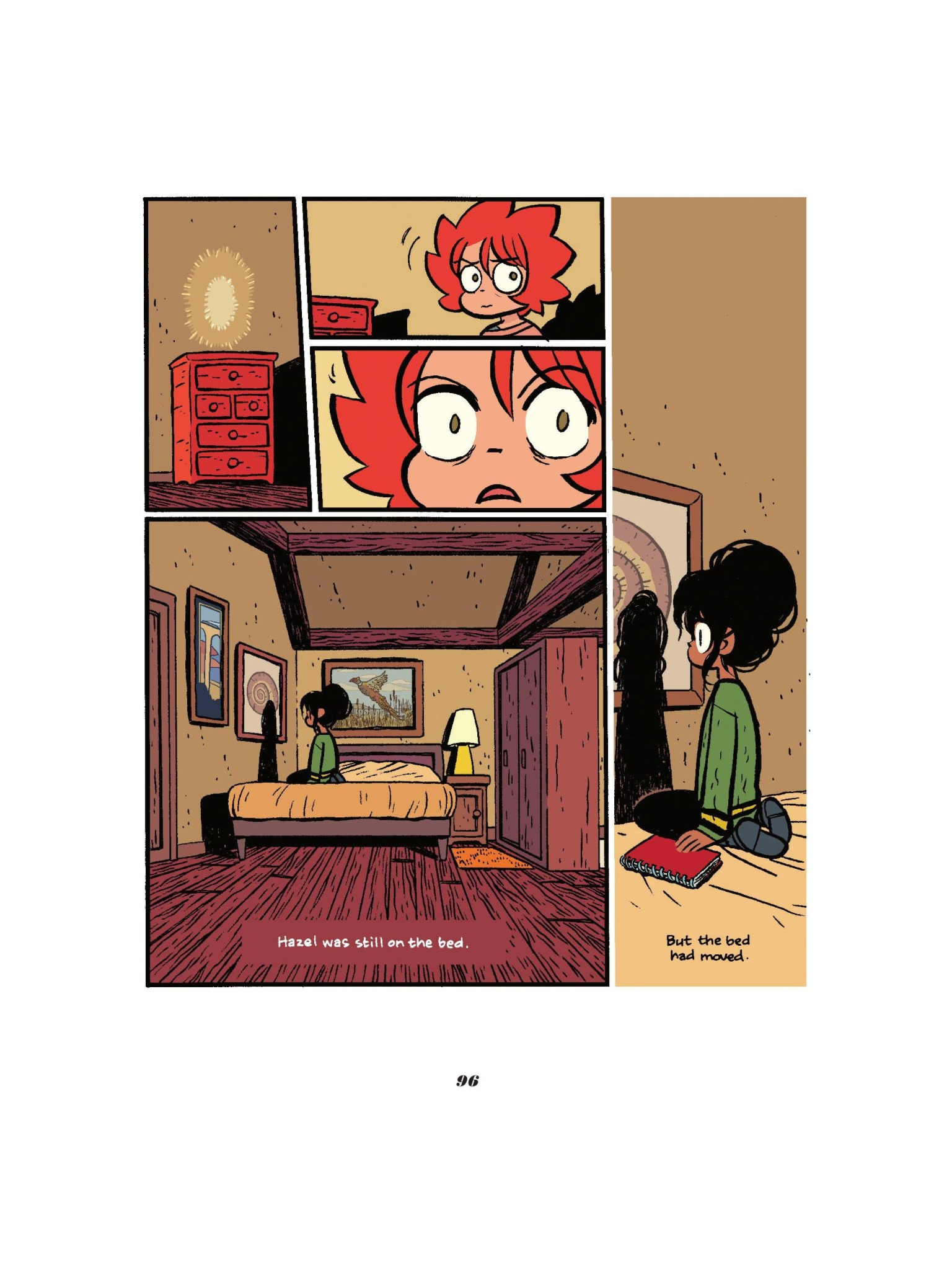 Read online Seconds comic -  Issue # Full - 98