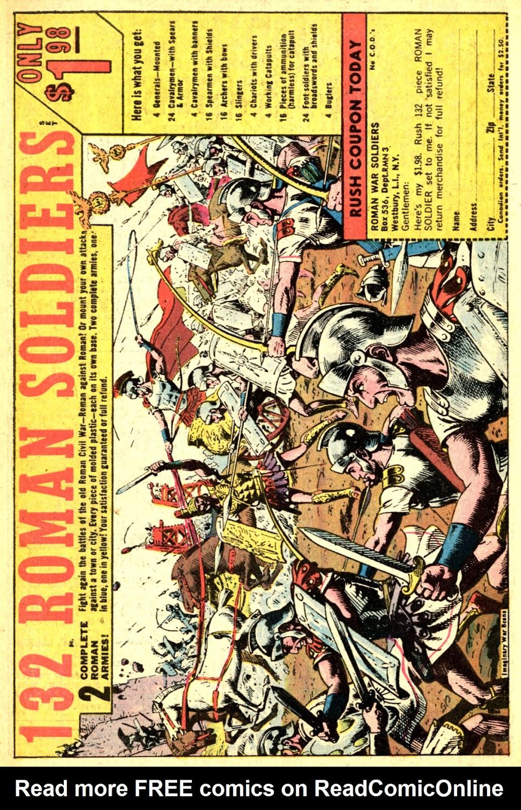 Aquaman (1962) Issue #50 #50 - English 34