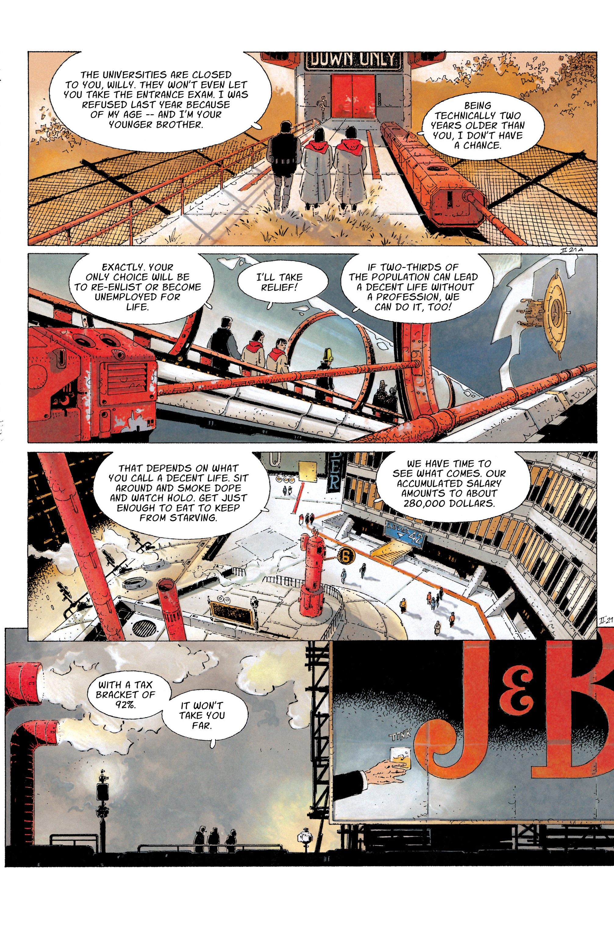 The Forever War (2017) #3 #4 - English 25