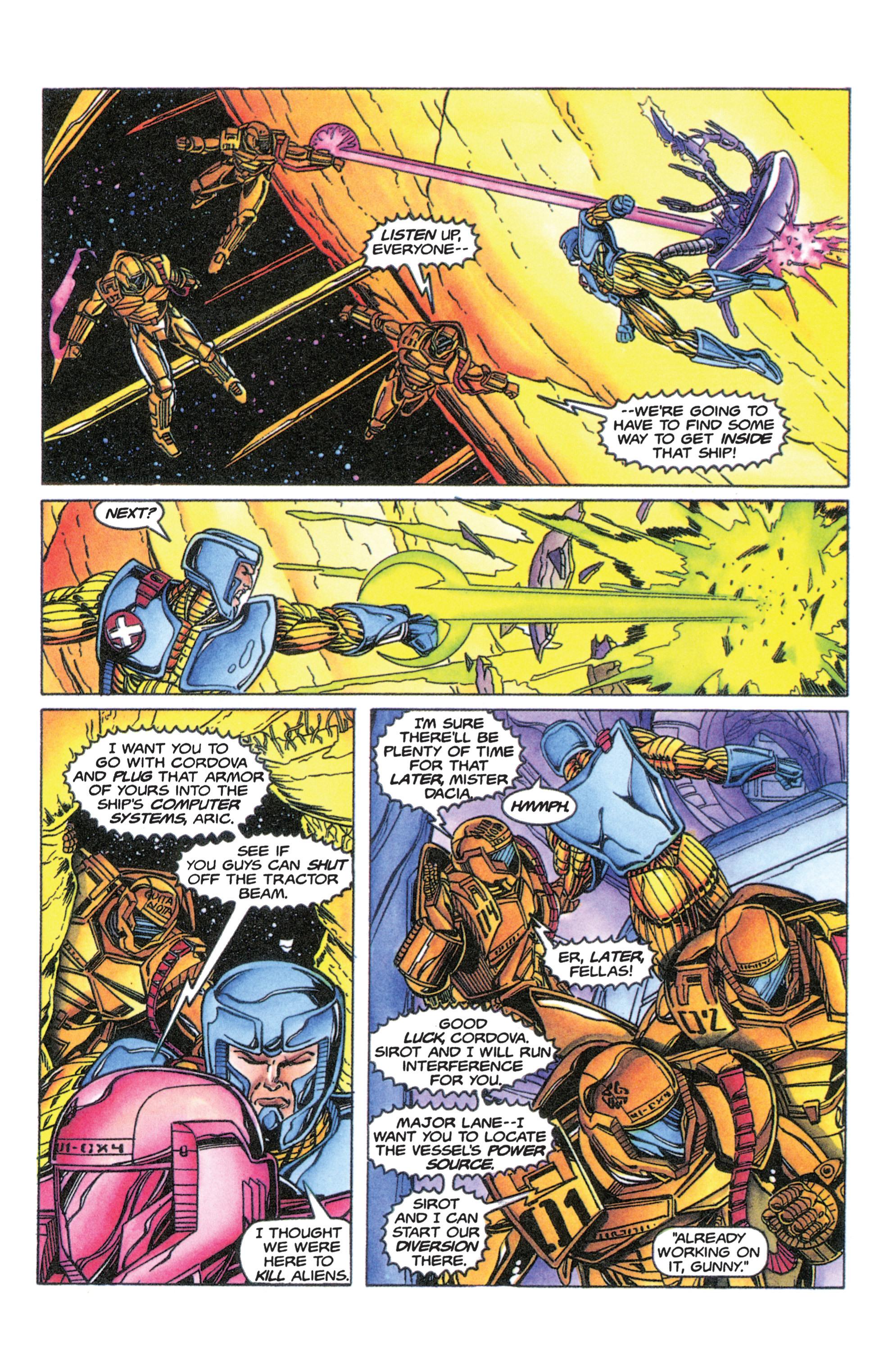 Armorines (1994) 6 Page 12