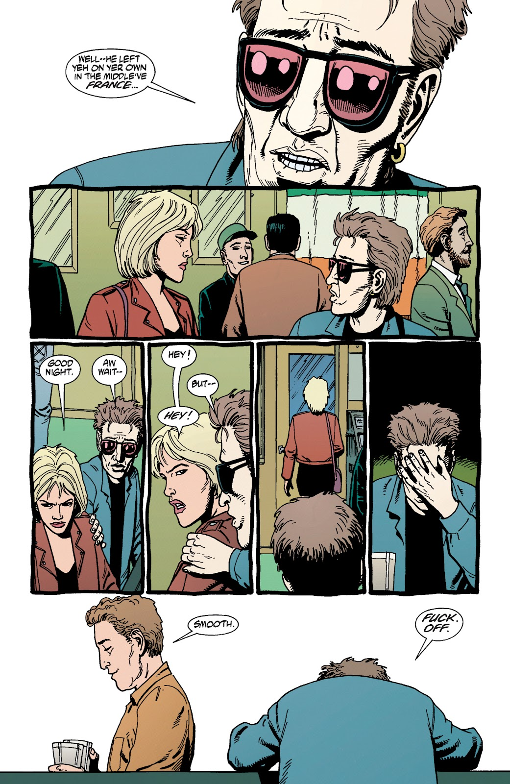 Preacher Issue #27 #36 - English 24