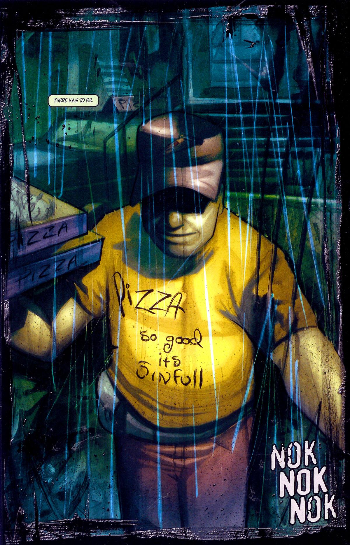 Read online Se7en comic -  Issue #1 - 19