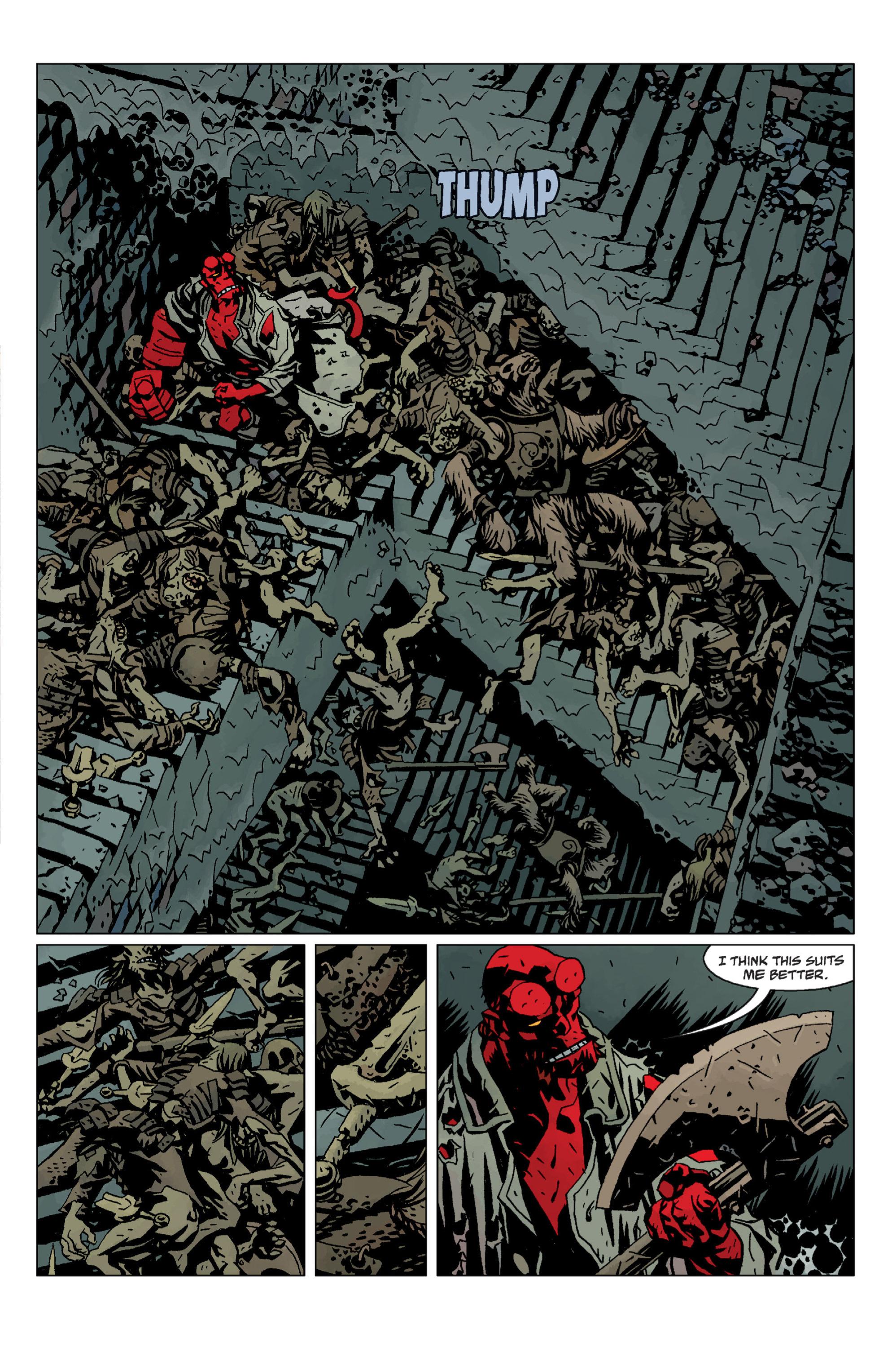 Hellboy chap 12 pic 102