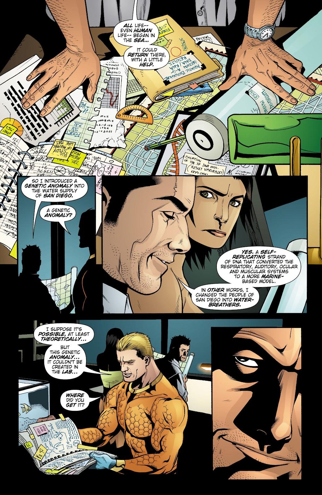Aquaman (2003) Issue #19 #19 - English 11