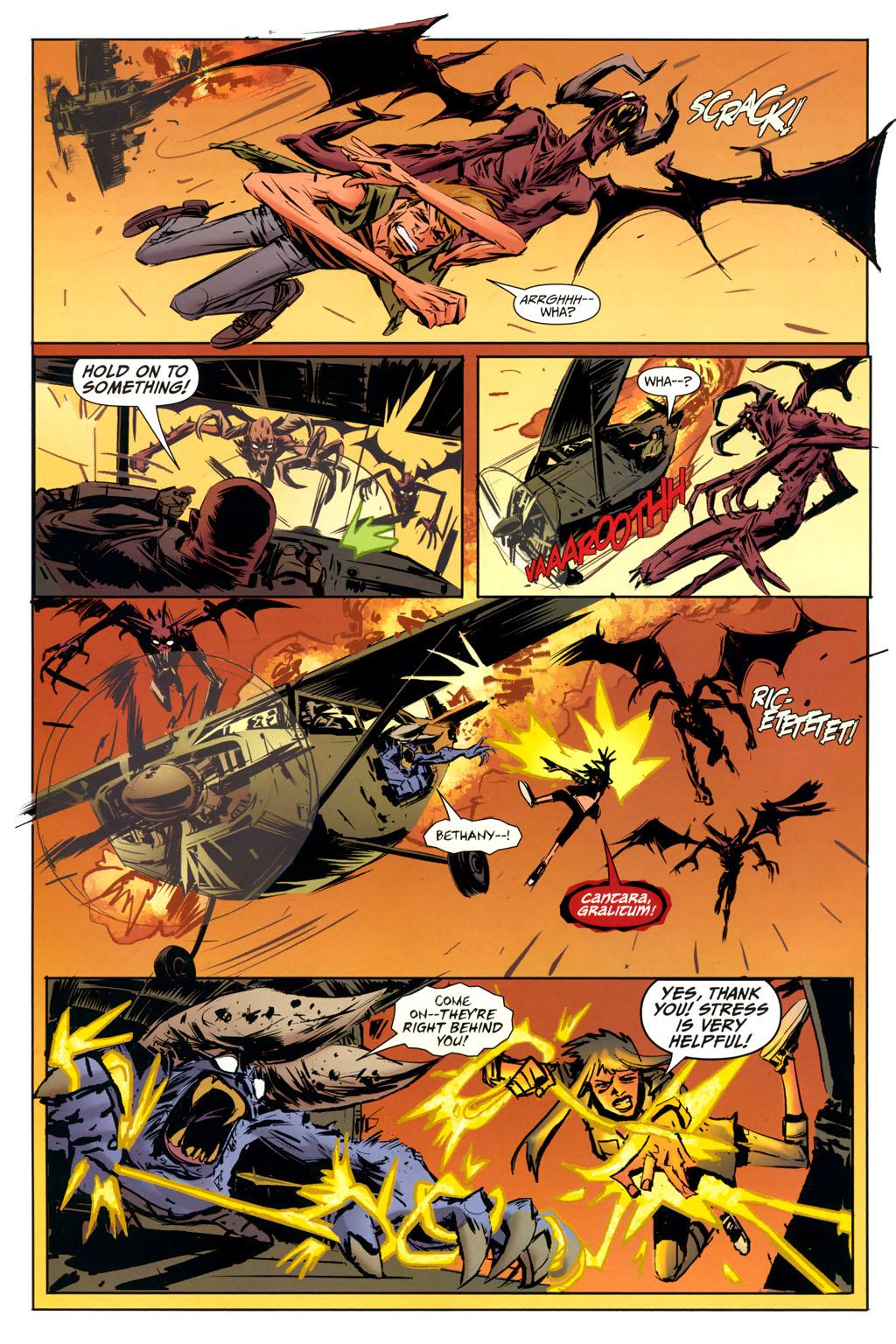 Strange Girl Issue #9 #10 - English 8