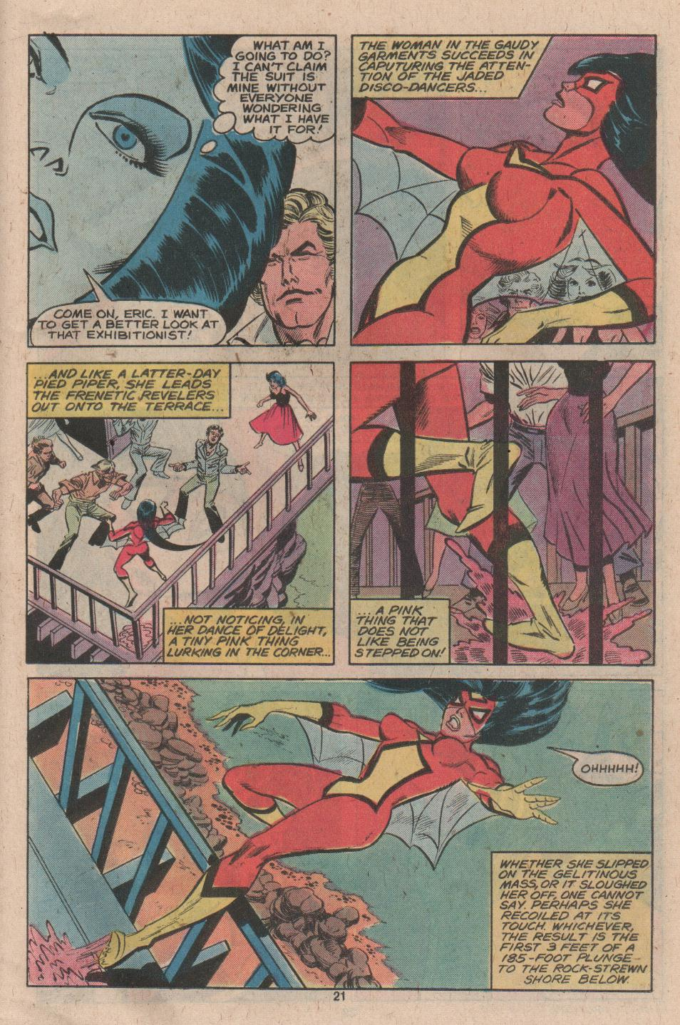 Spider-Woman (1978) Issue #17 #17 - English 13