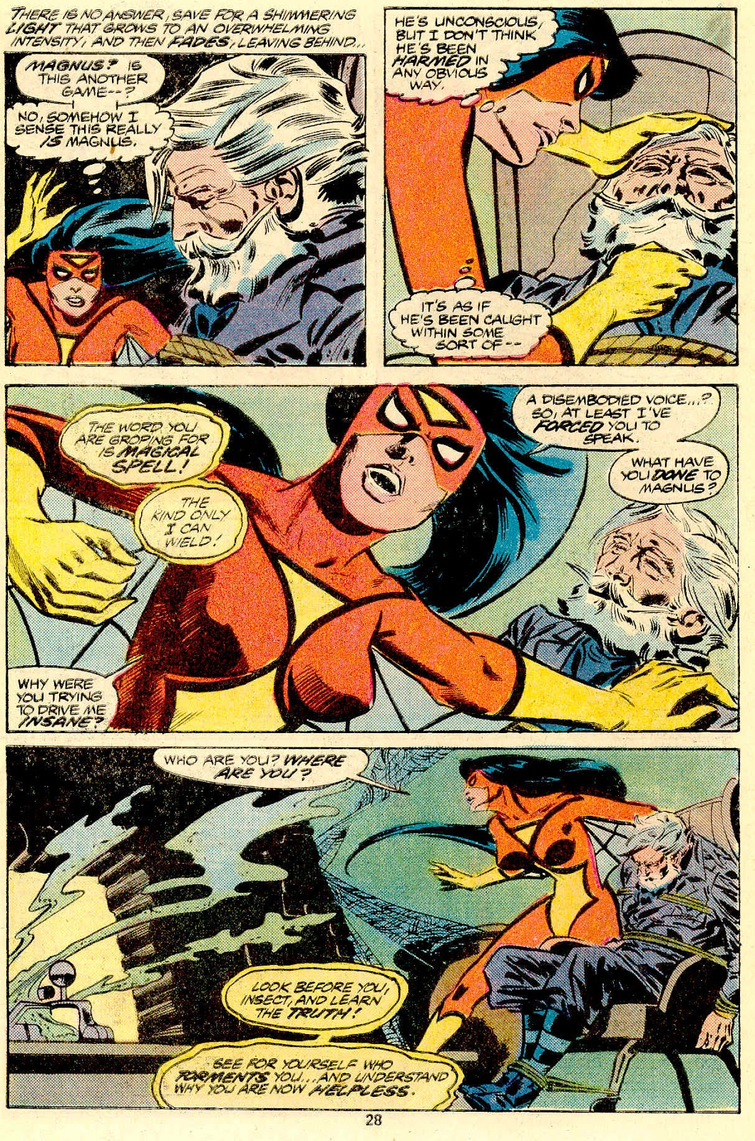 Spider-Woman (1978) Issue #5 #5 - English 17